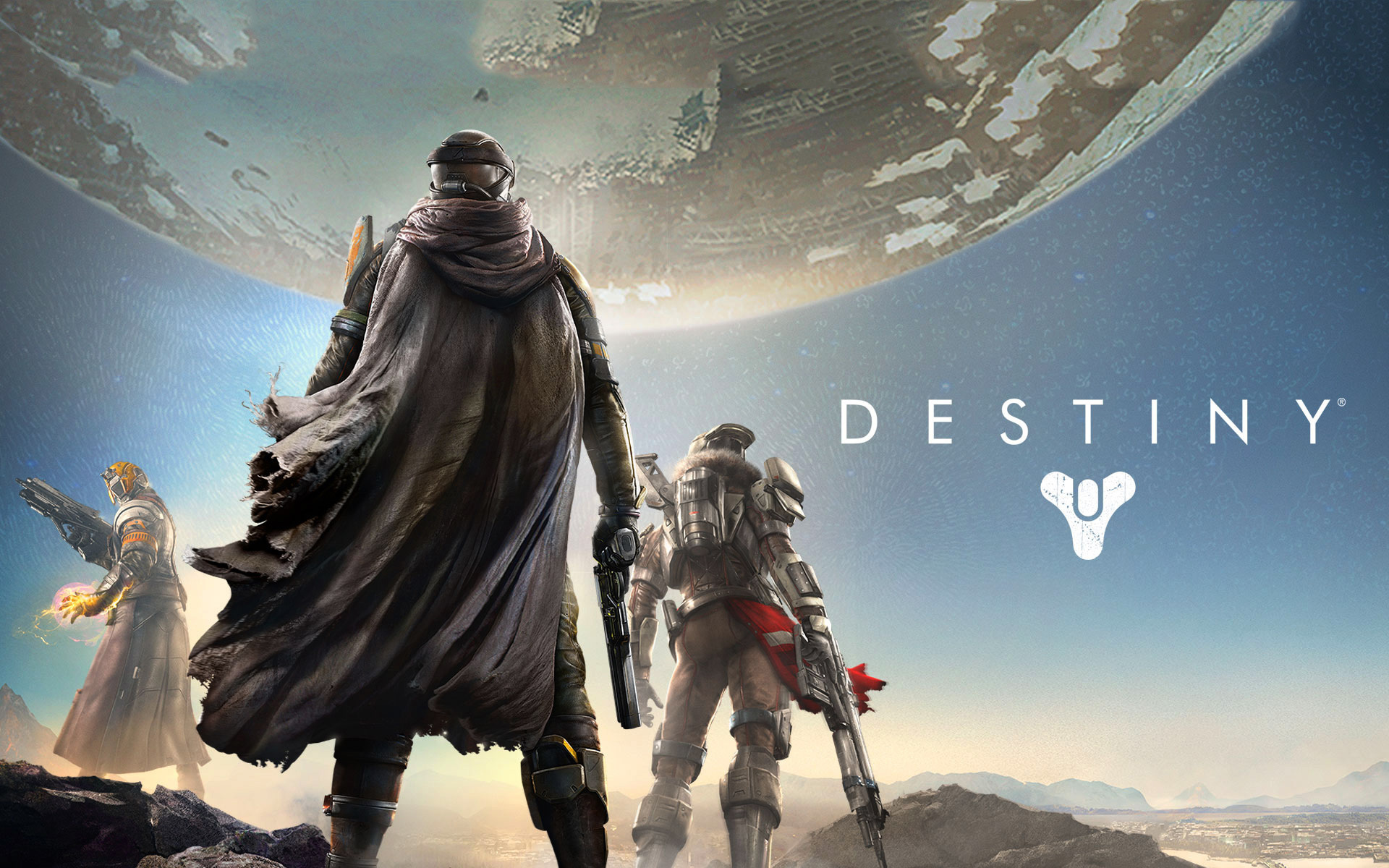 HD Wallpapers Destiny 2014 Game