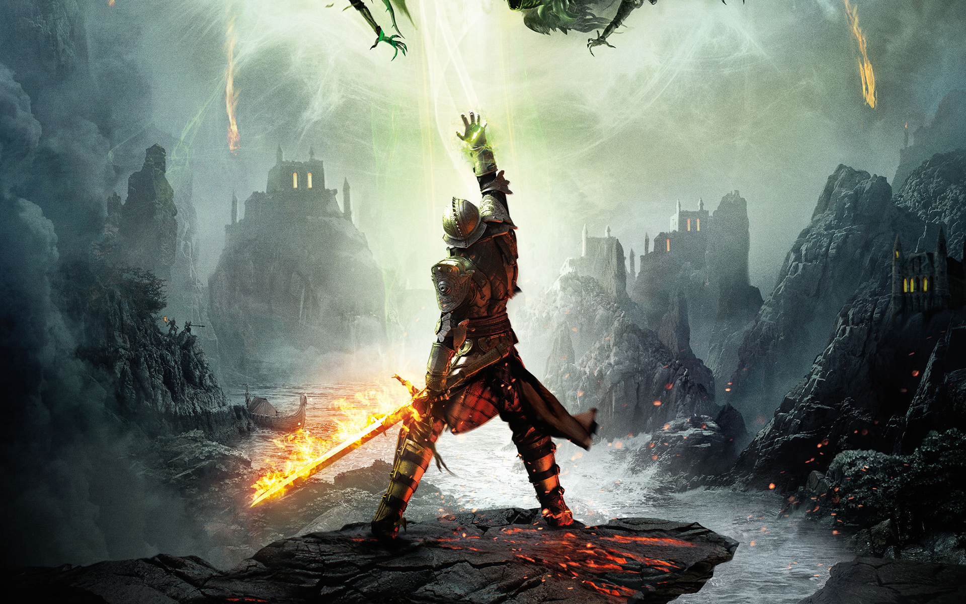 HD Wallpapers Dragon Age Inquisition 2014 Game