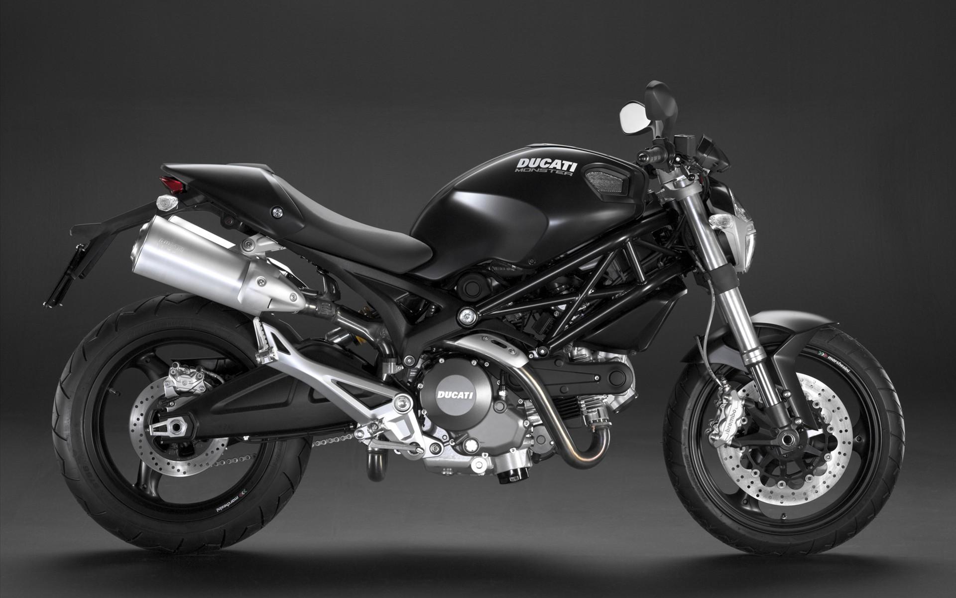 HD Wallpapers Ducati Monster 696