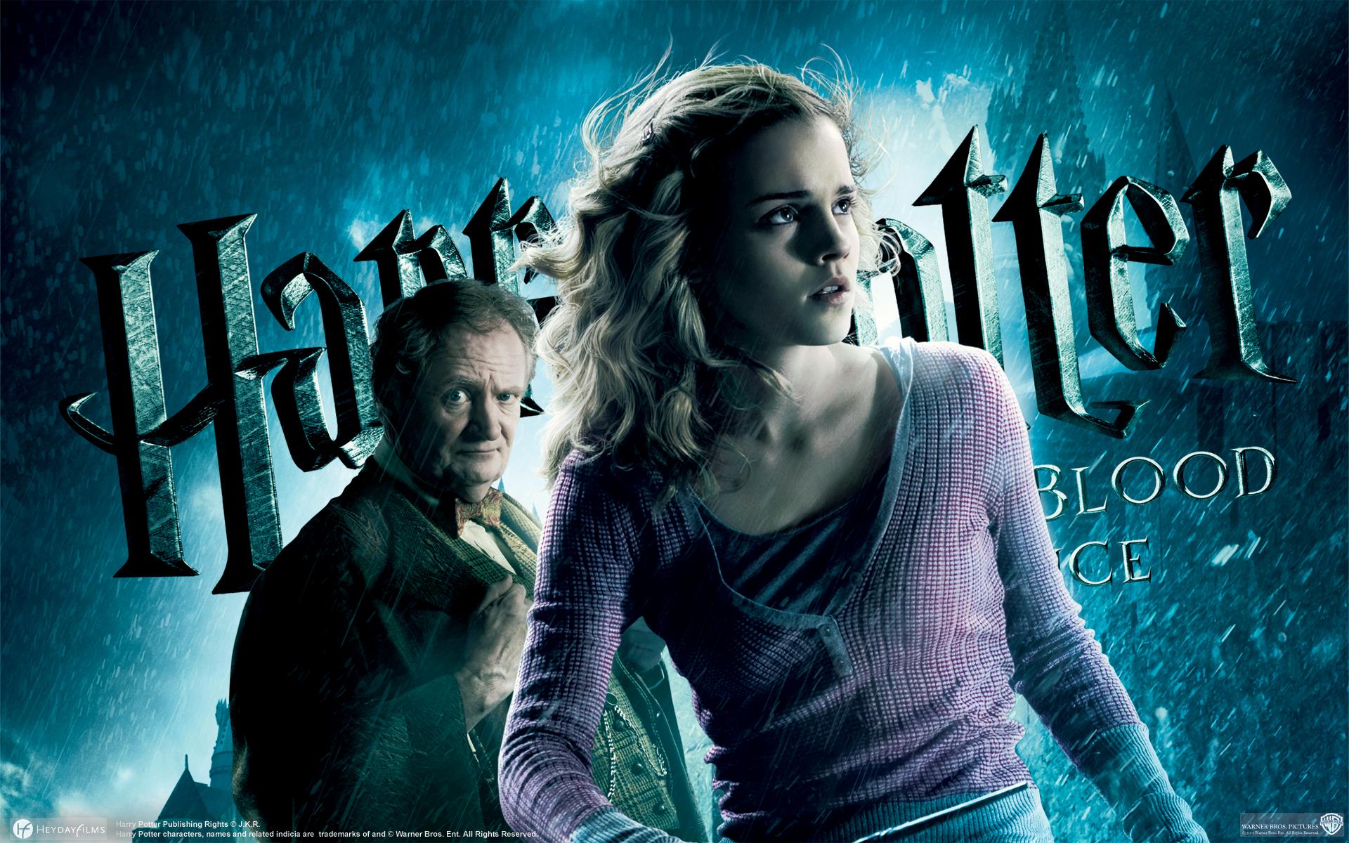 HD Wallpapers Emma Watson in HP6