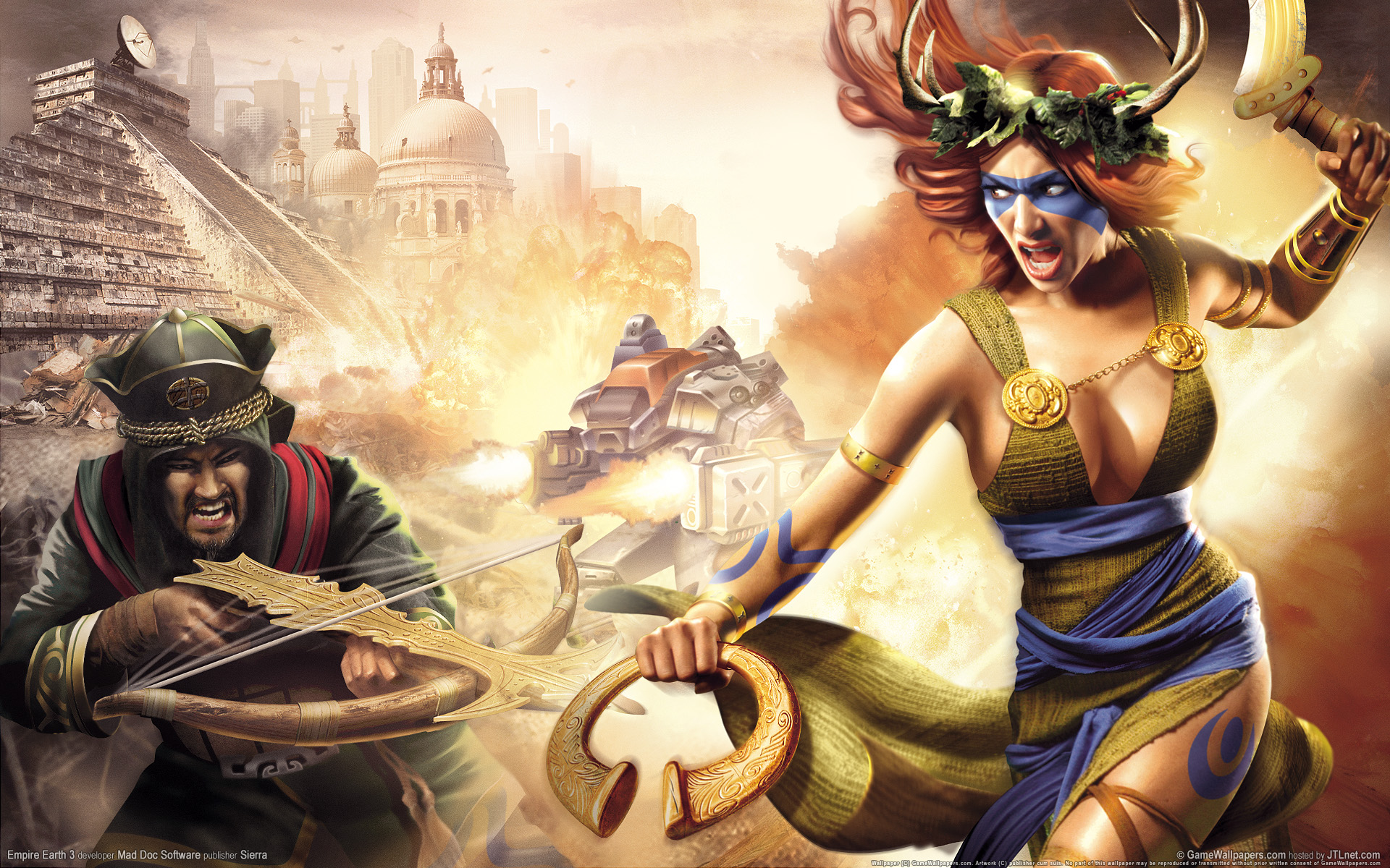 HD Wallpapers Empire Earth 2