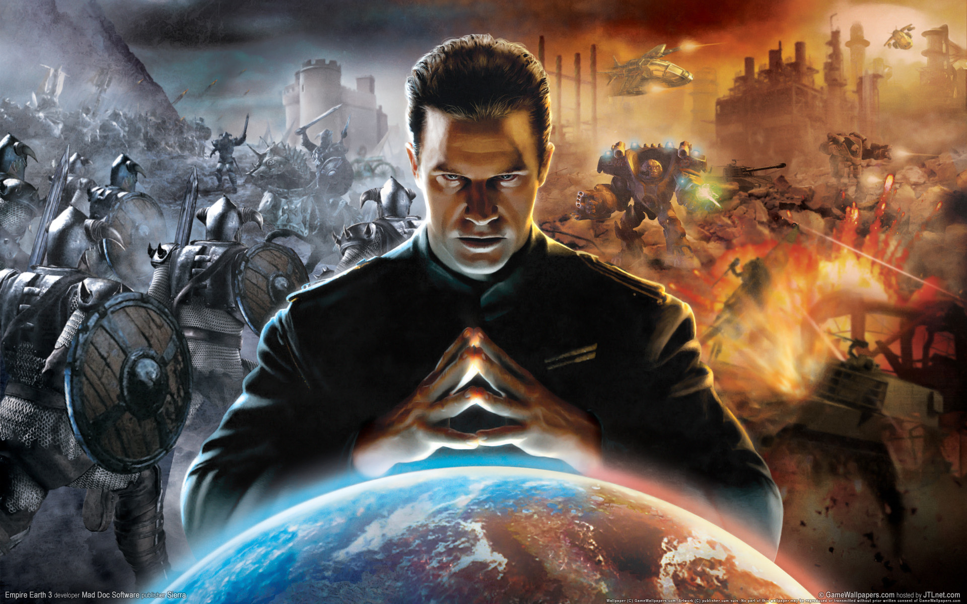 HD Wallpapers Empire Earth 3
