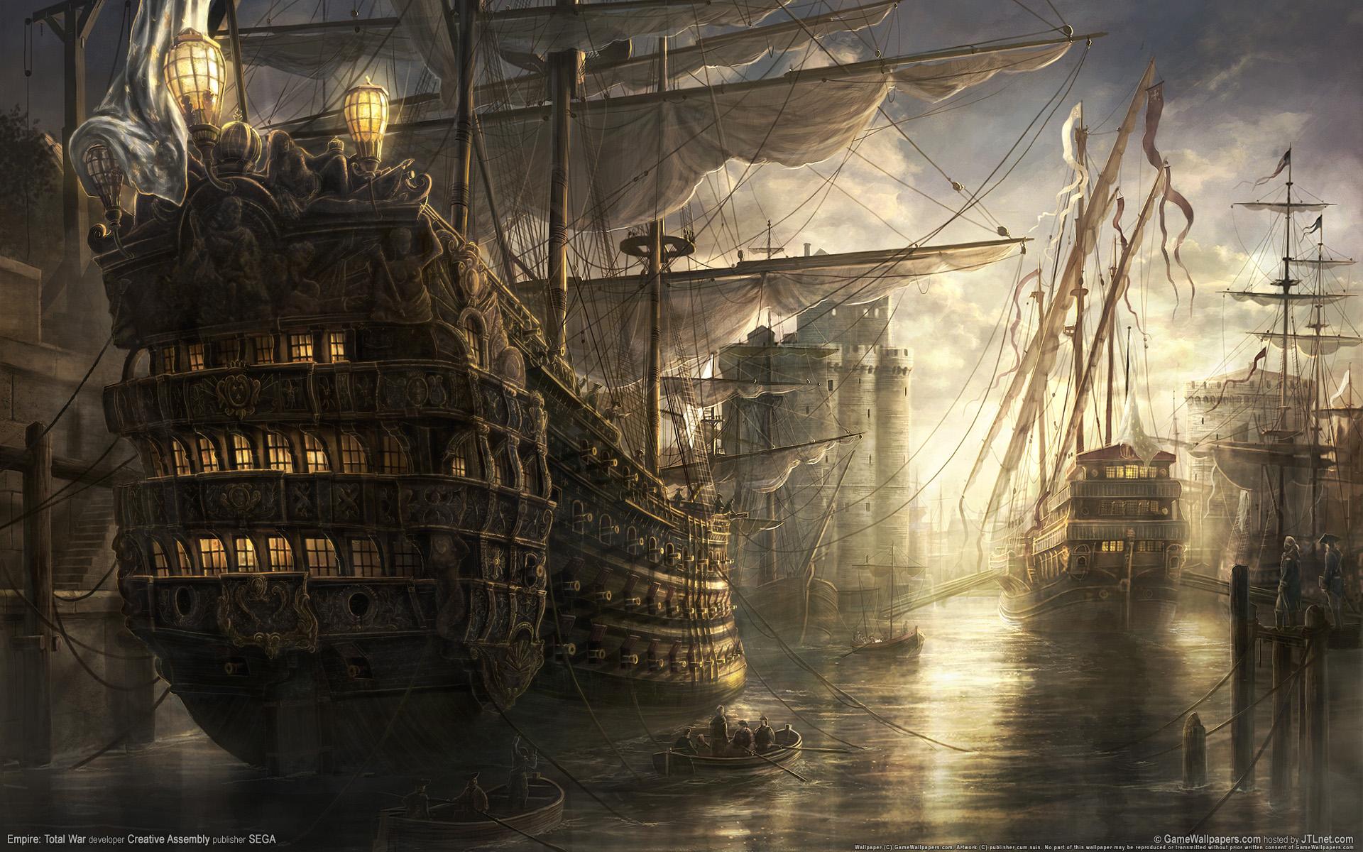 HD Wallpapers Empire Total War 2
