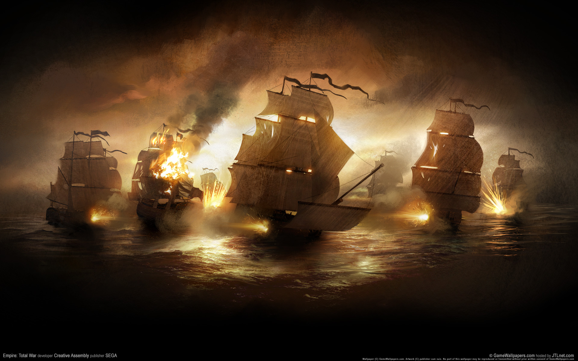 HD Wallpapers Empire Total War 3