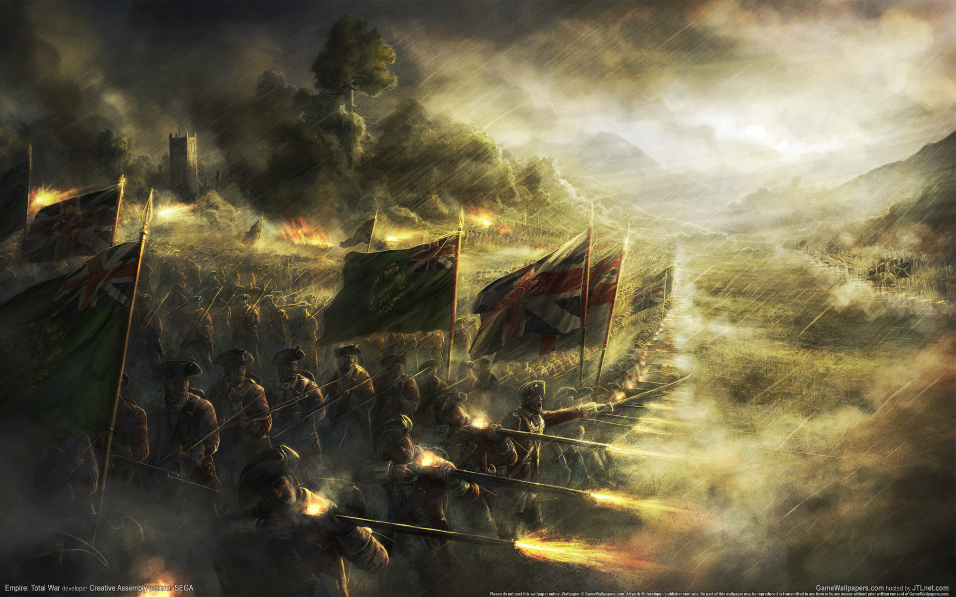 HD Wallpapers Empire Total War 6