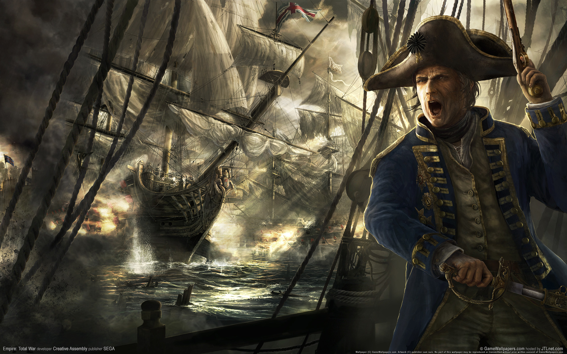 HD Wallpapers Empire Total War