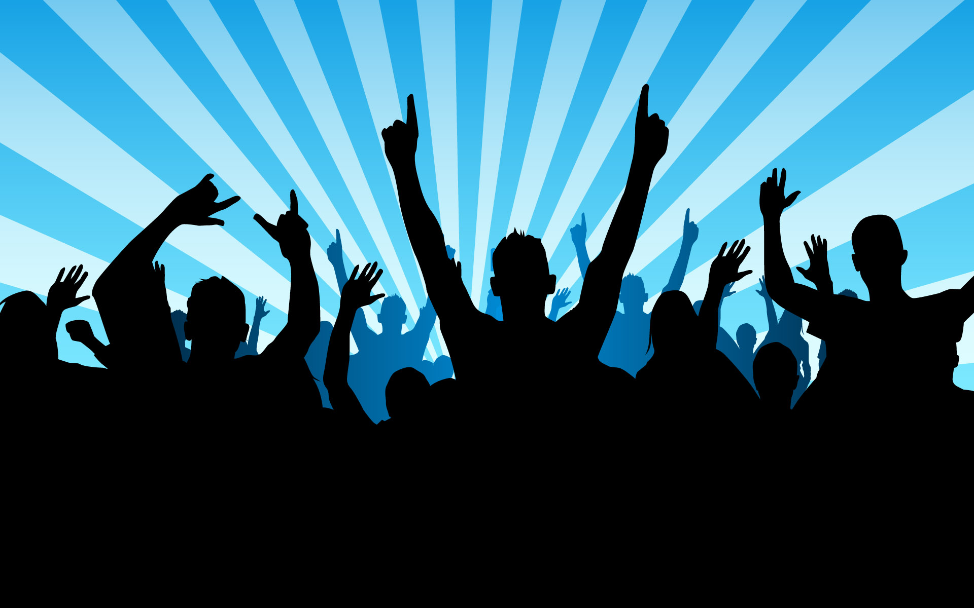 HD Wallpapers Enjoying Party Vector
