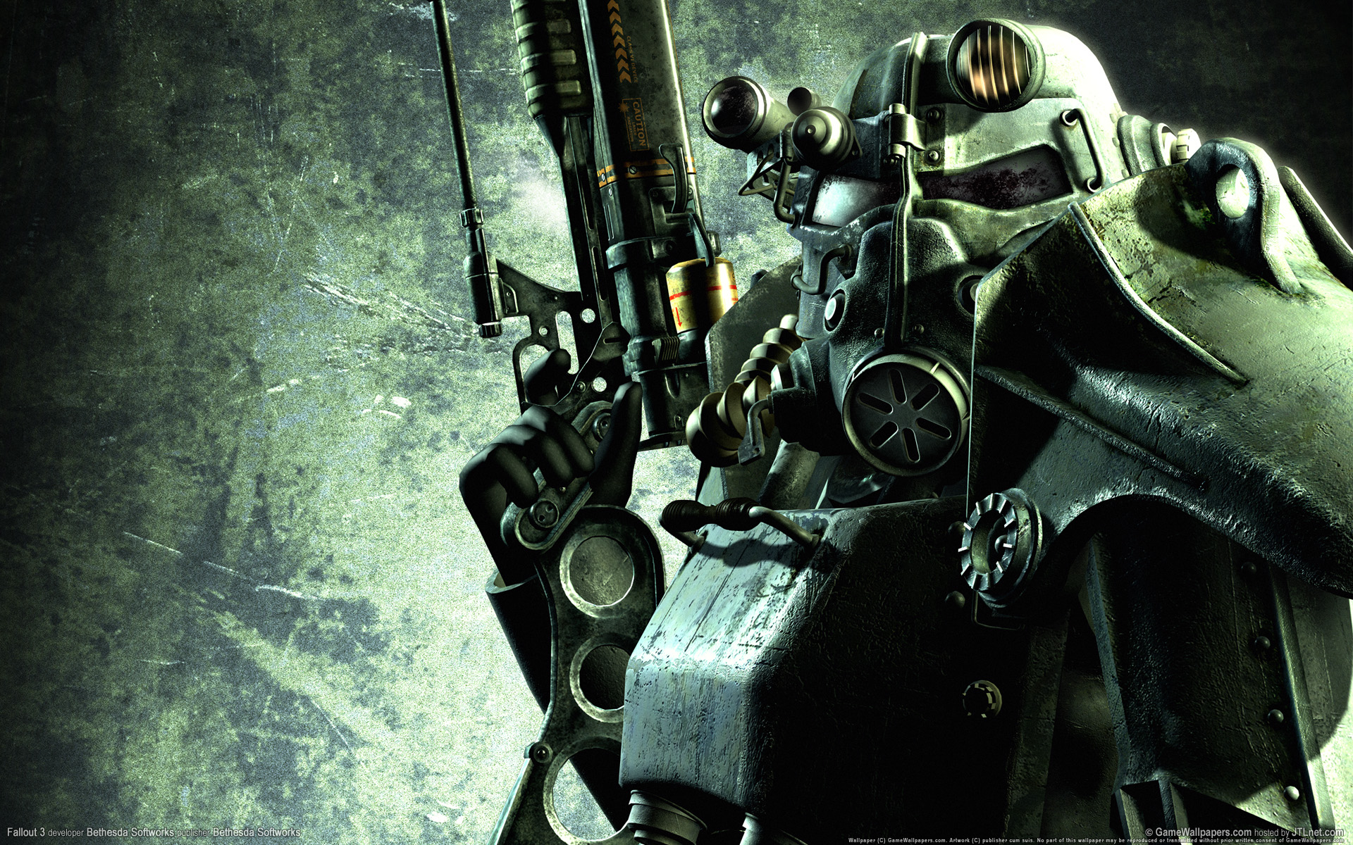 HD Wallpapers Fallout 3 New Game Wide
