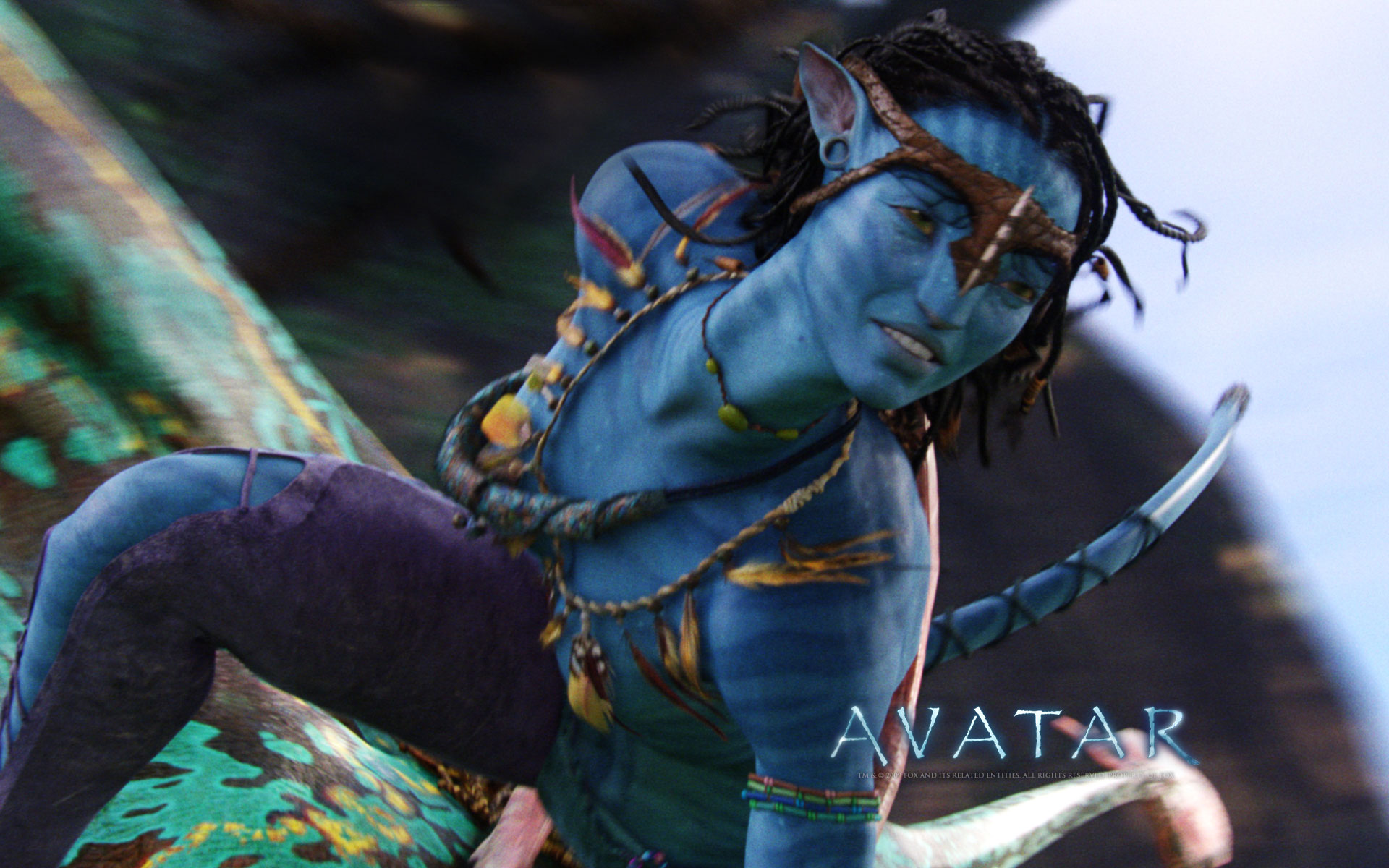 HD Wallpapers Female Character in Avatar
