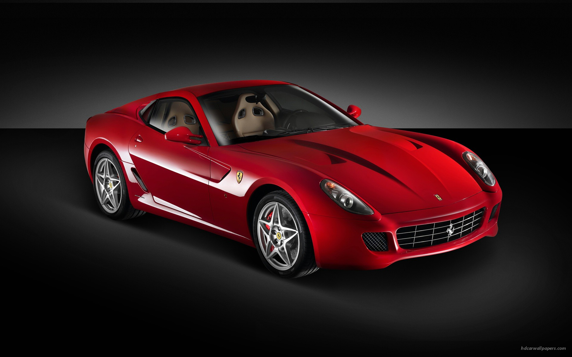 HD Wallpapers Ferrari 599 GTB