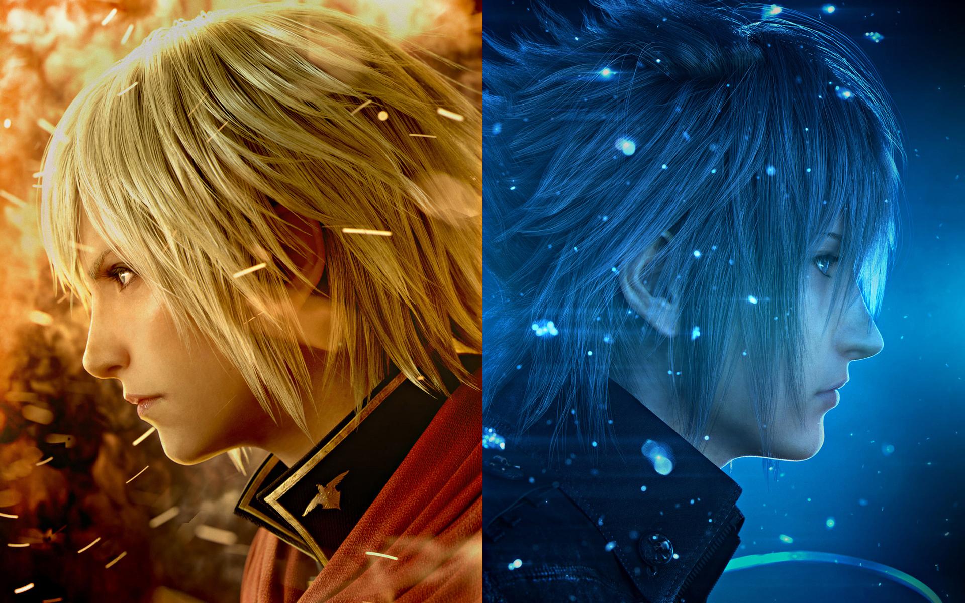 HD Wallpapers Final Fantasy Type 0 HD