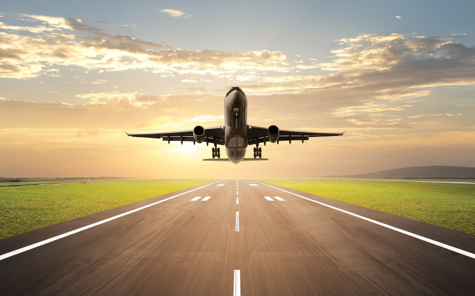 HD Wallpapers Flight Takeoff