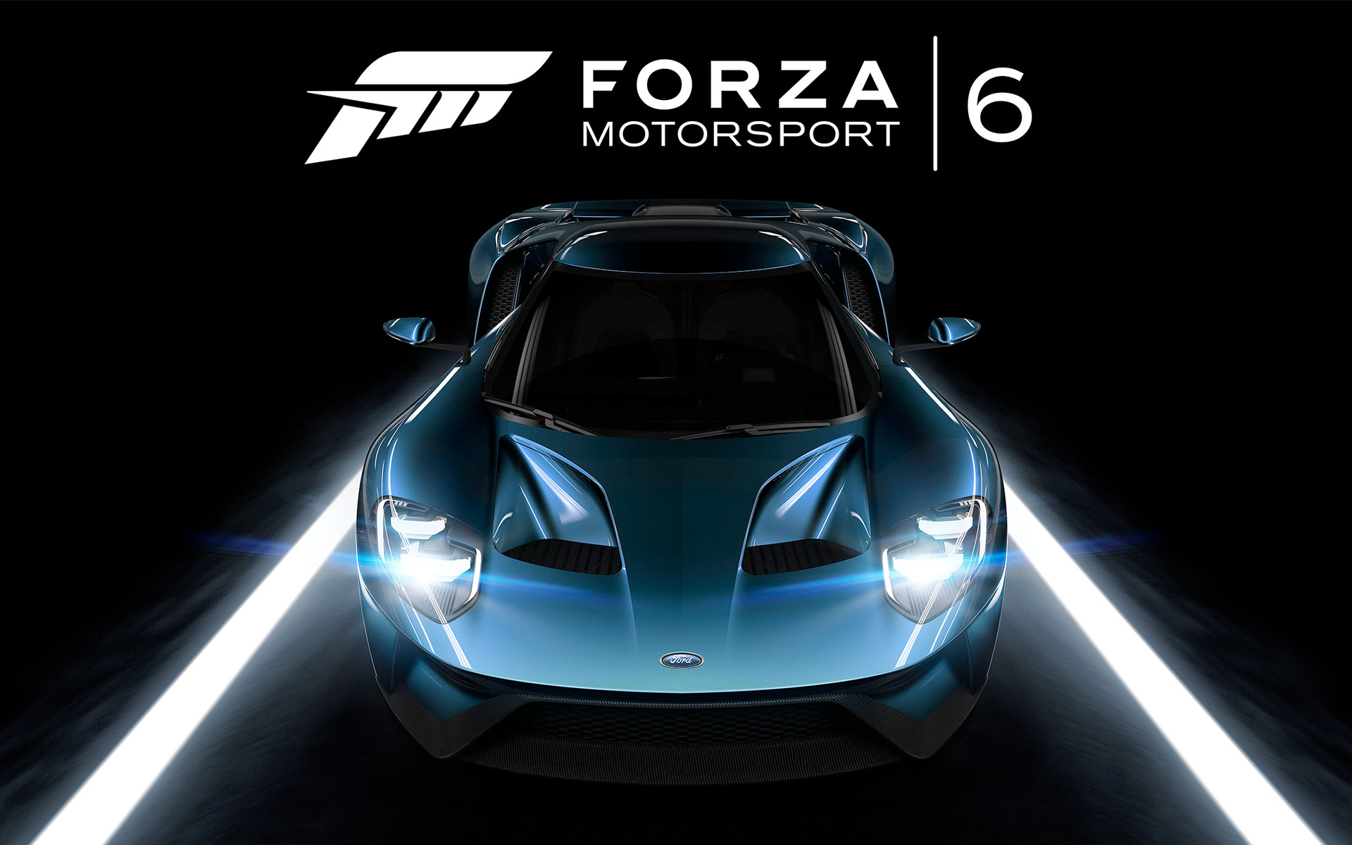 HD Wallpapers Forza Motorsport 6 Ford GT
