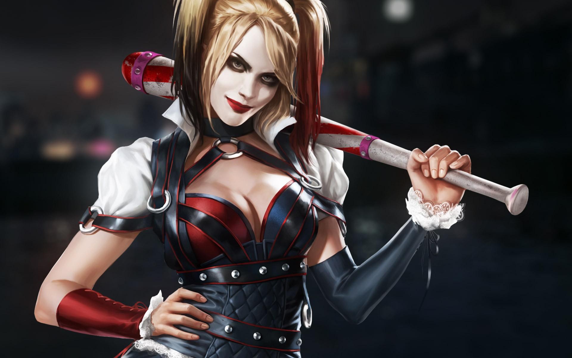 HD Wallpapers Harley Quinn