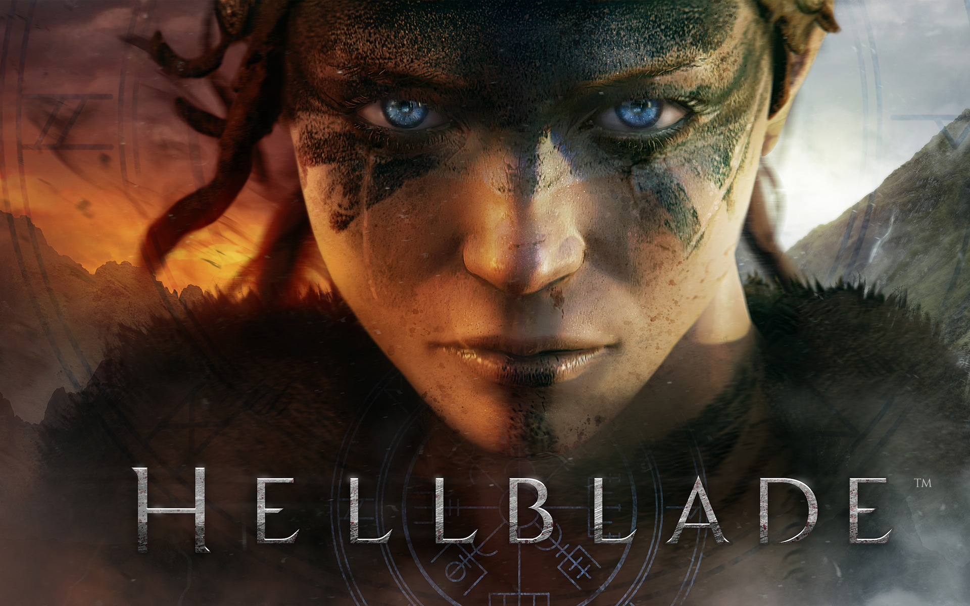 HD Wallpapers Hellblade PS4 Game