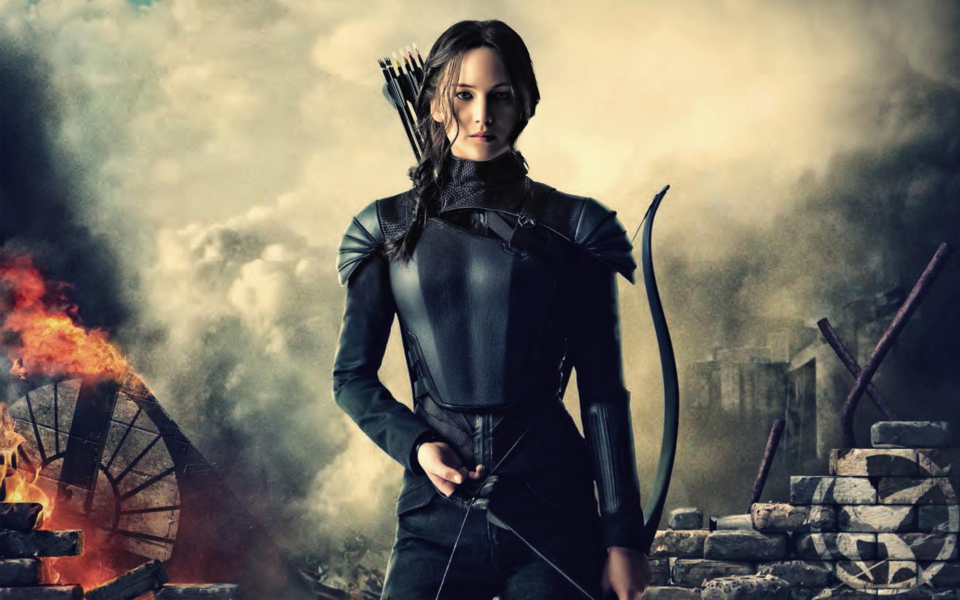 HD Wallpapers Katniss Hunger Games Mockingjay