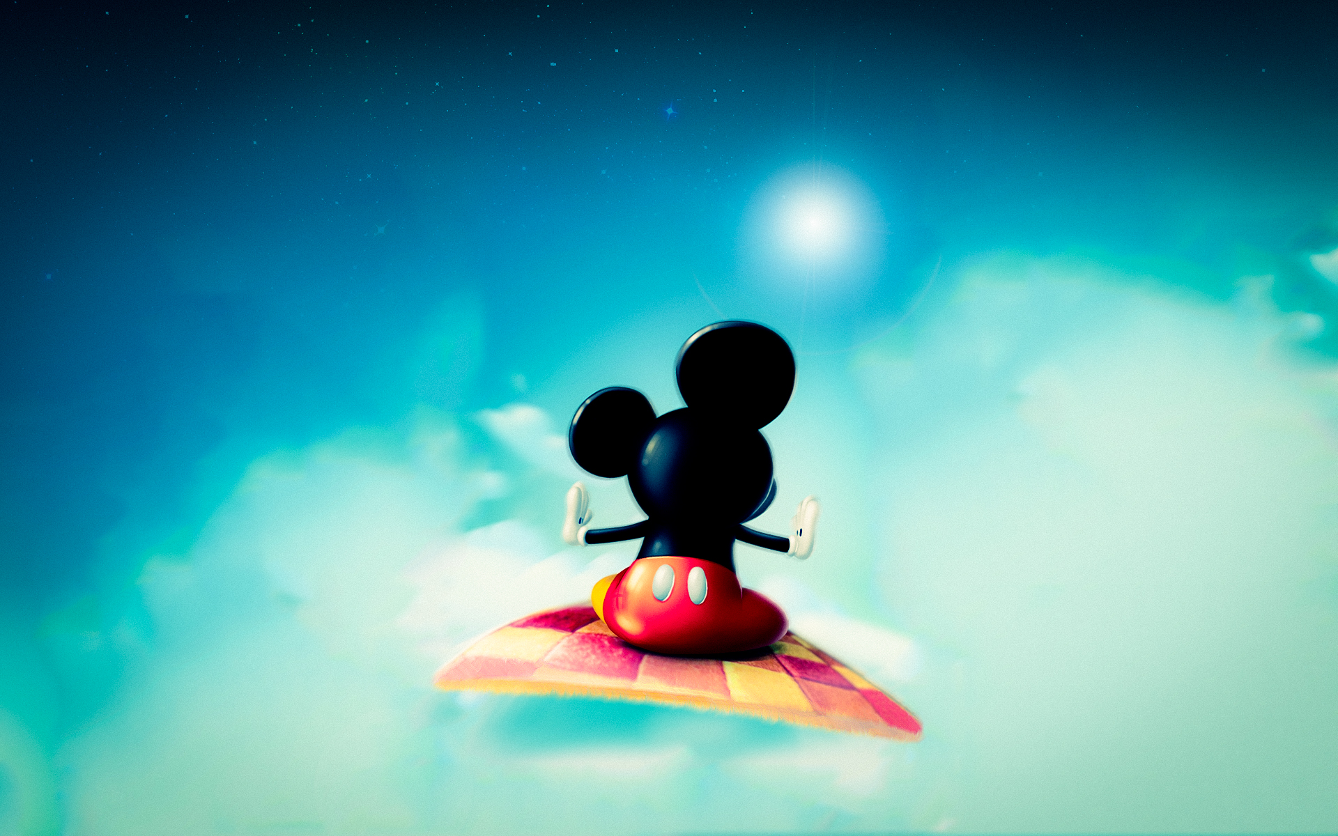 HD Wallpapers Mickey Mouse Carpet