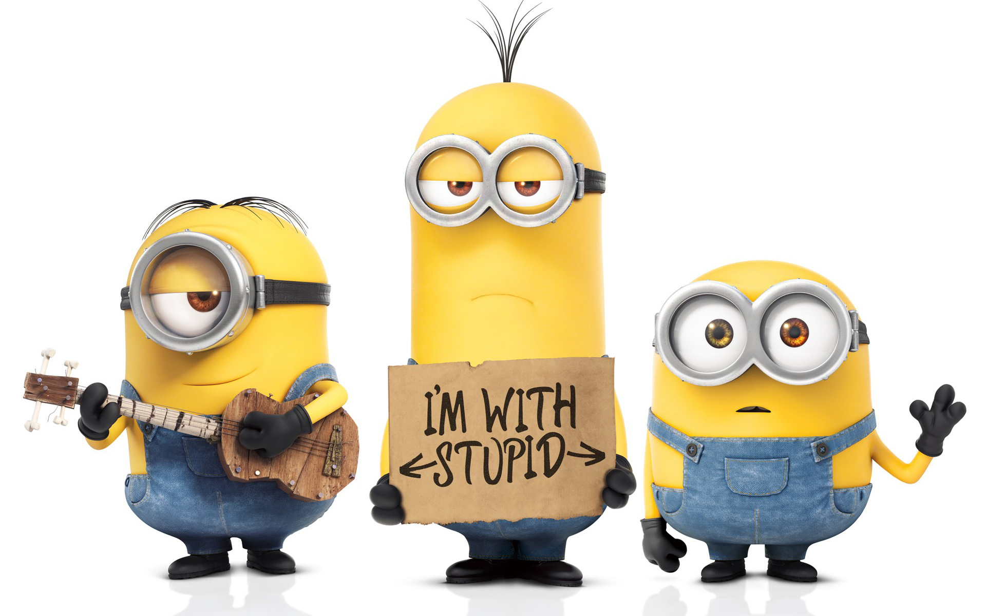 HD Wallpapers Minions 2015