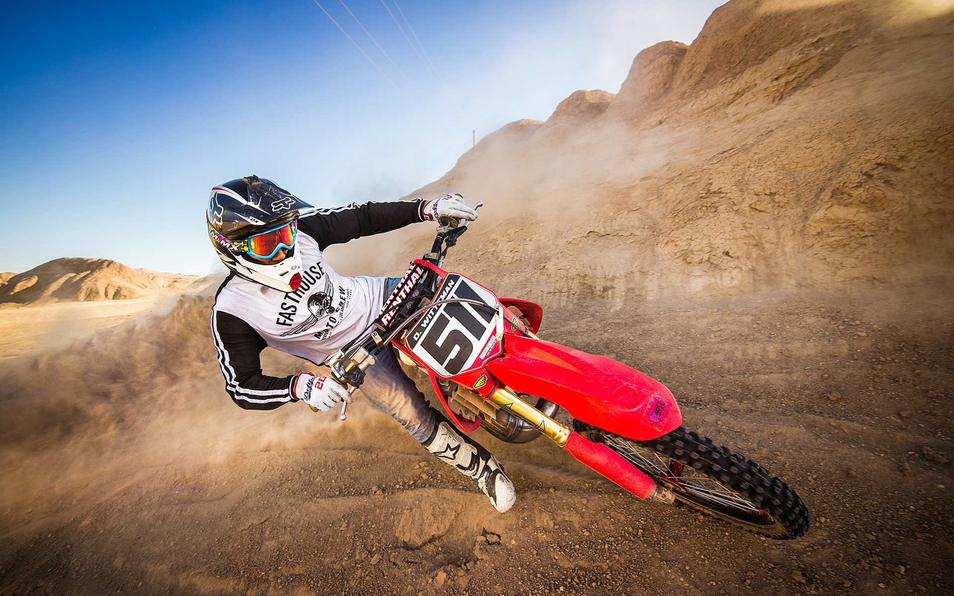 HD Wallpapers Motorcycle Sports