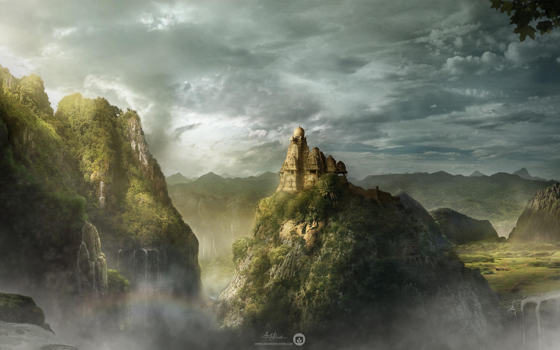 HD Wallpapers Mountain Kingdom