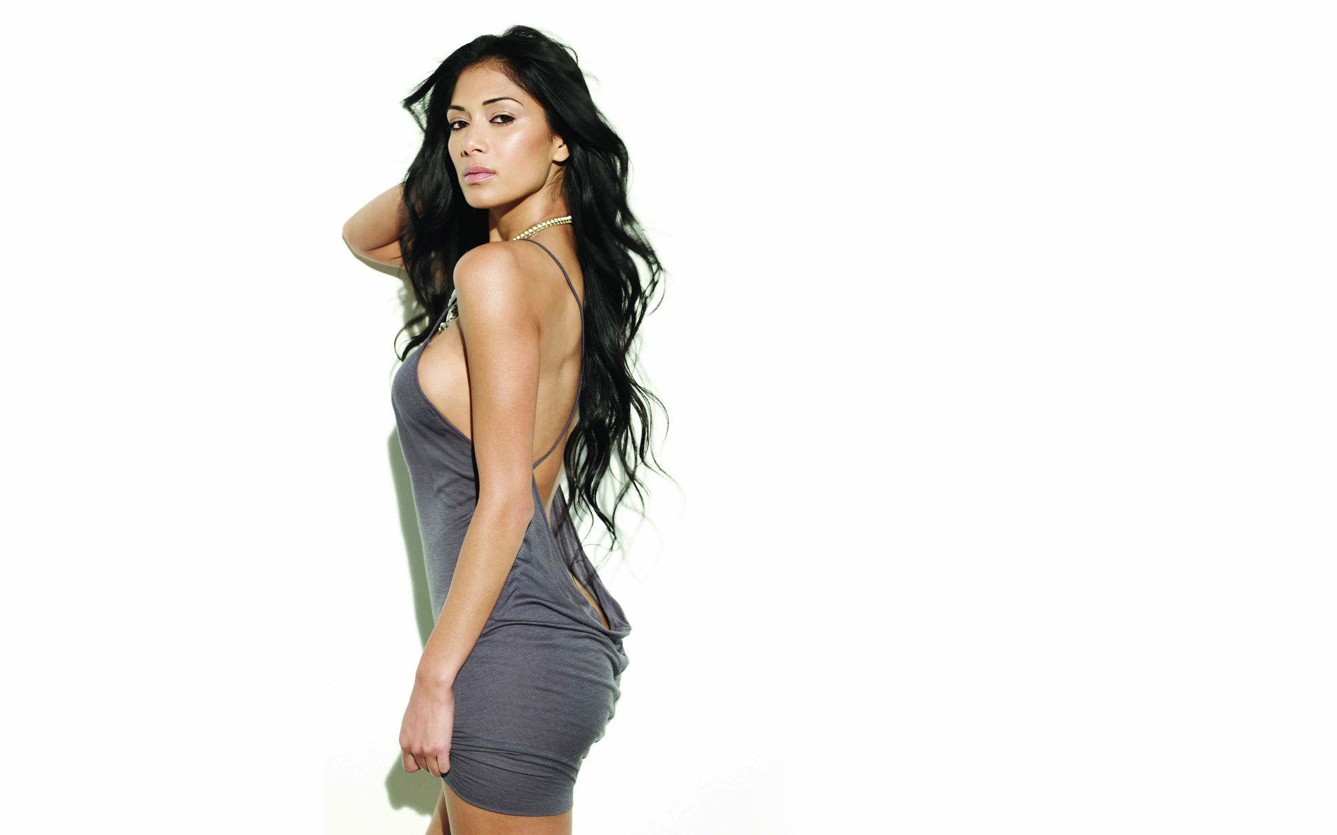 HD Wallpapers Nicole Scherzinger Widescreen