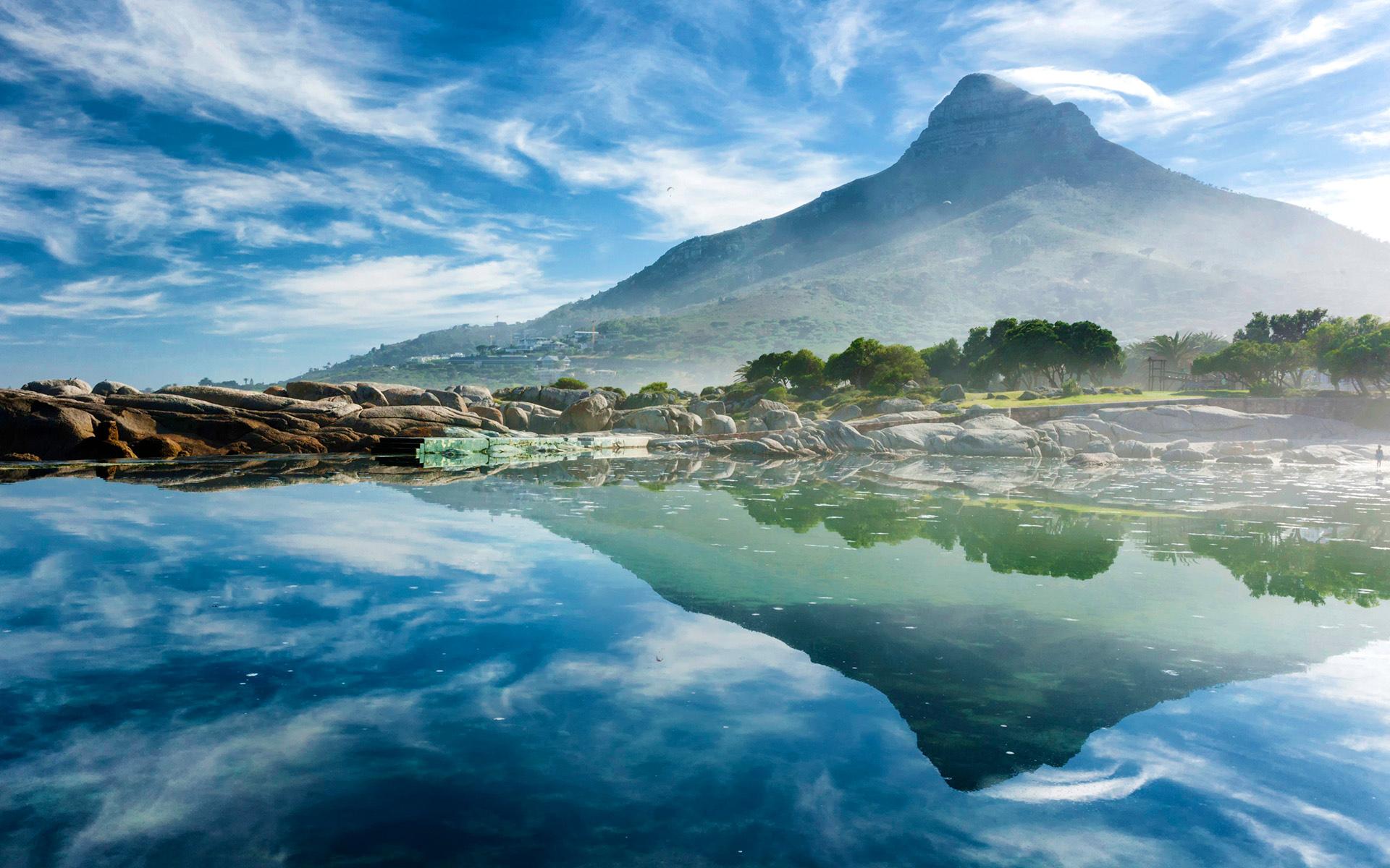 HD Wallpapers Ocean Reflection