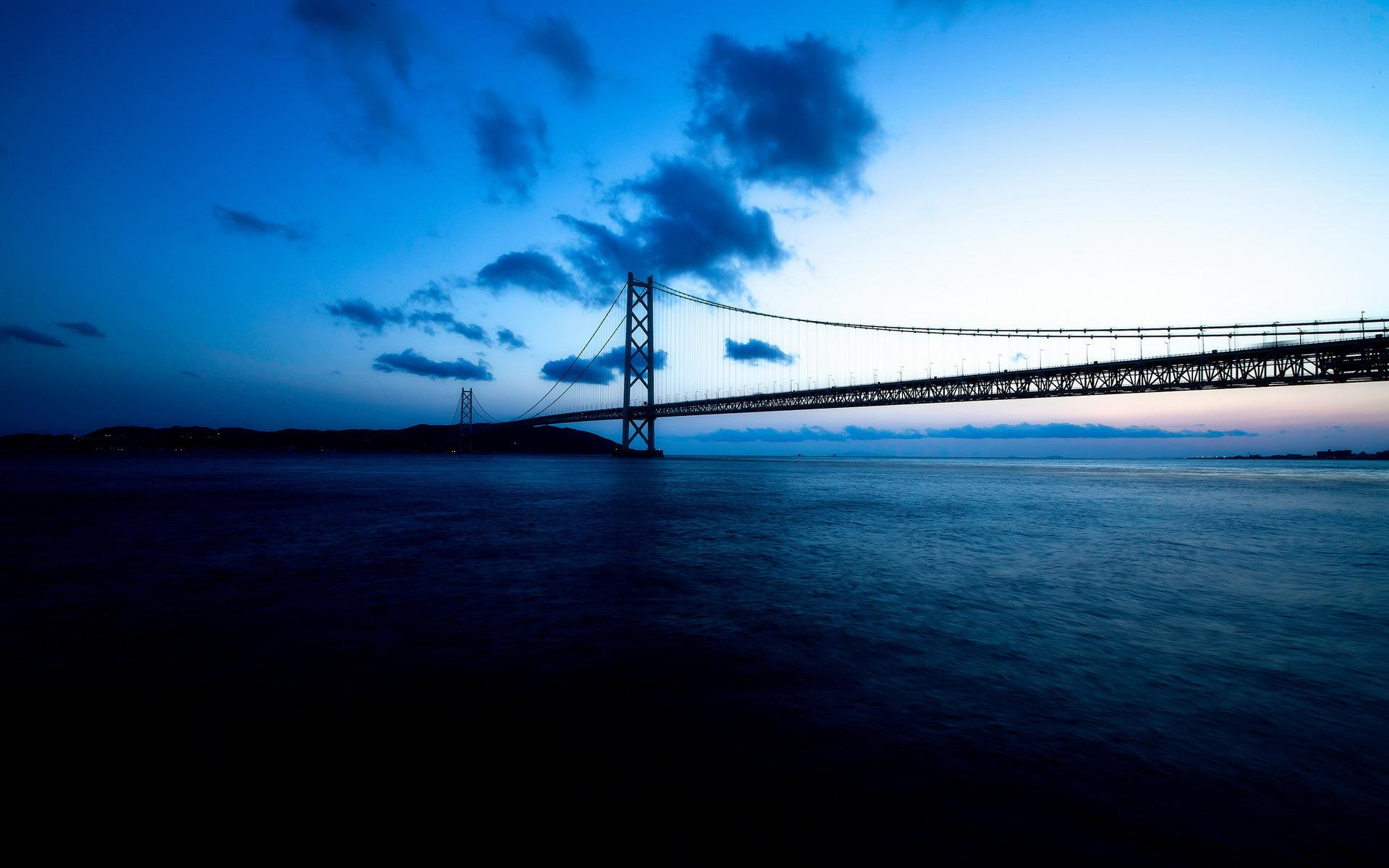 HD Wallpapers Pearl Bridge in Japan