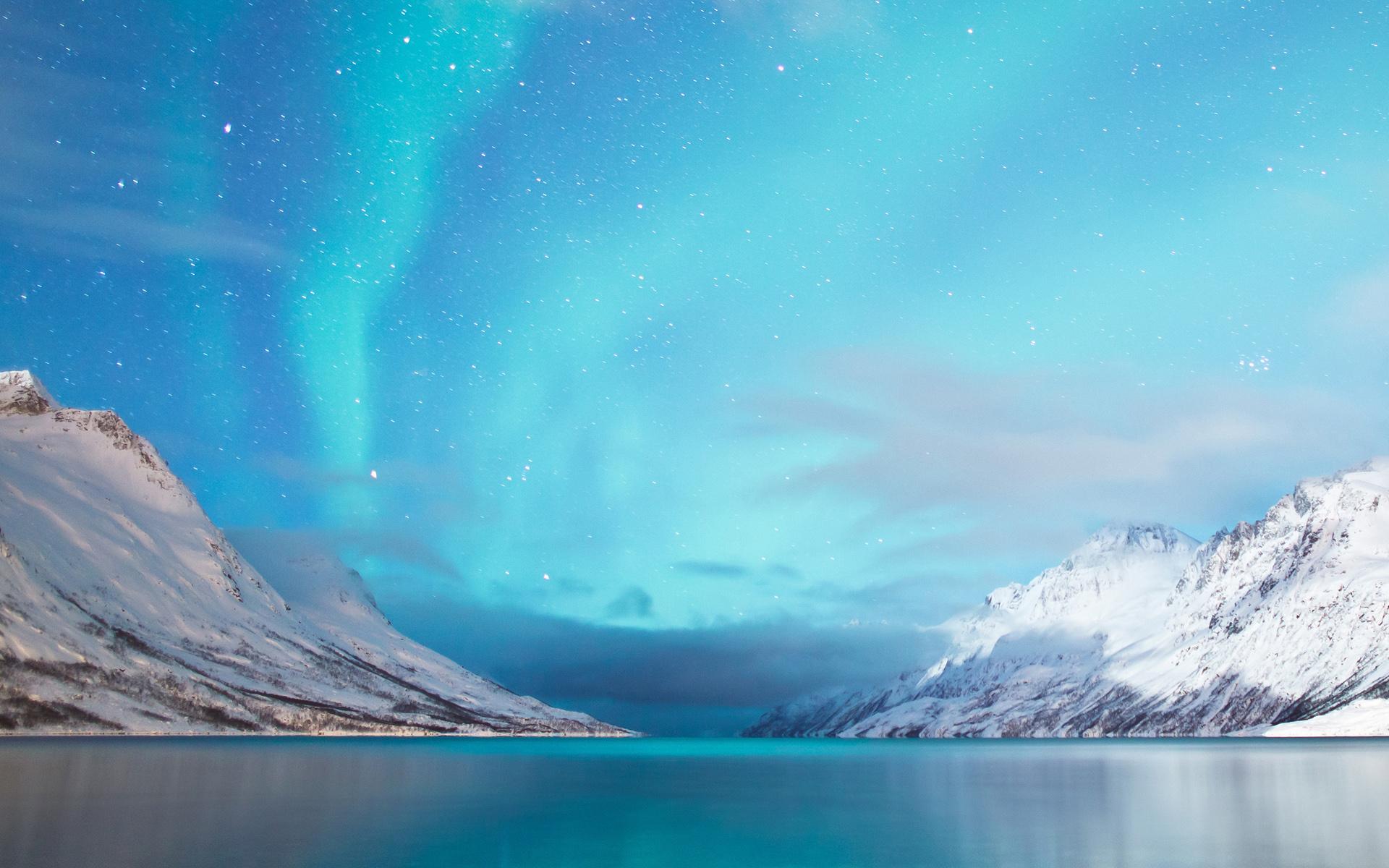 HD Wallpapers Polar Mountains
