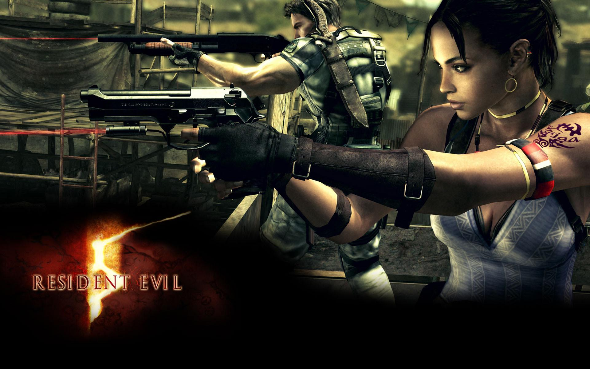 Resident Evil 5 3 Wallpapers Hd Wallpapers 99712