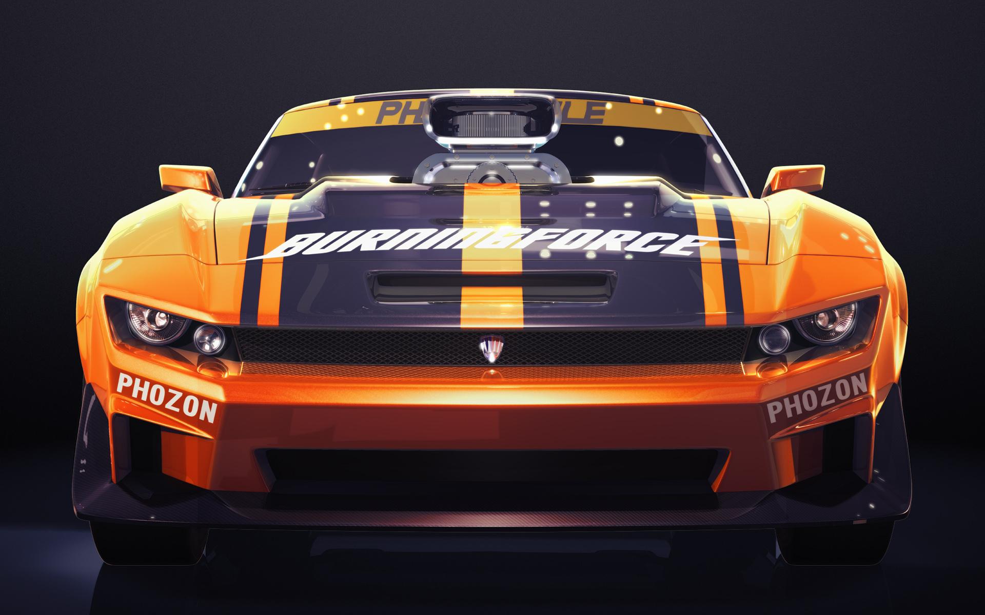 HD Wallpapers Ridge Racer 3D Game