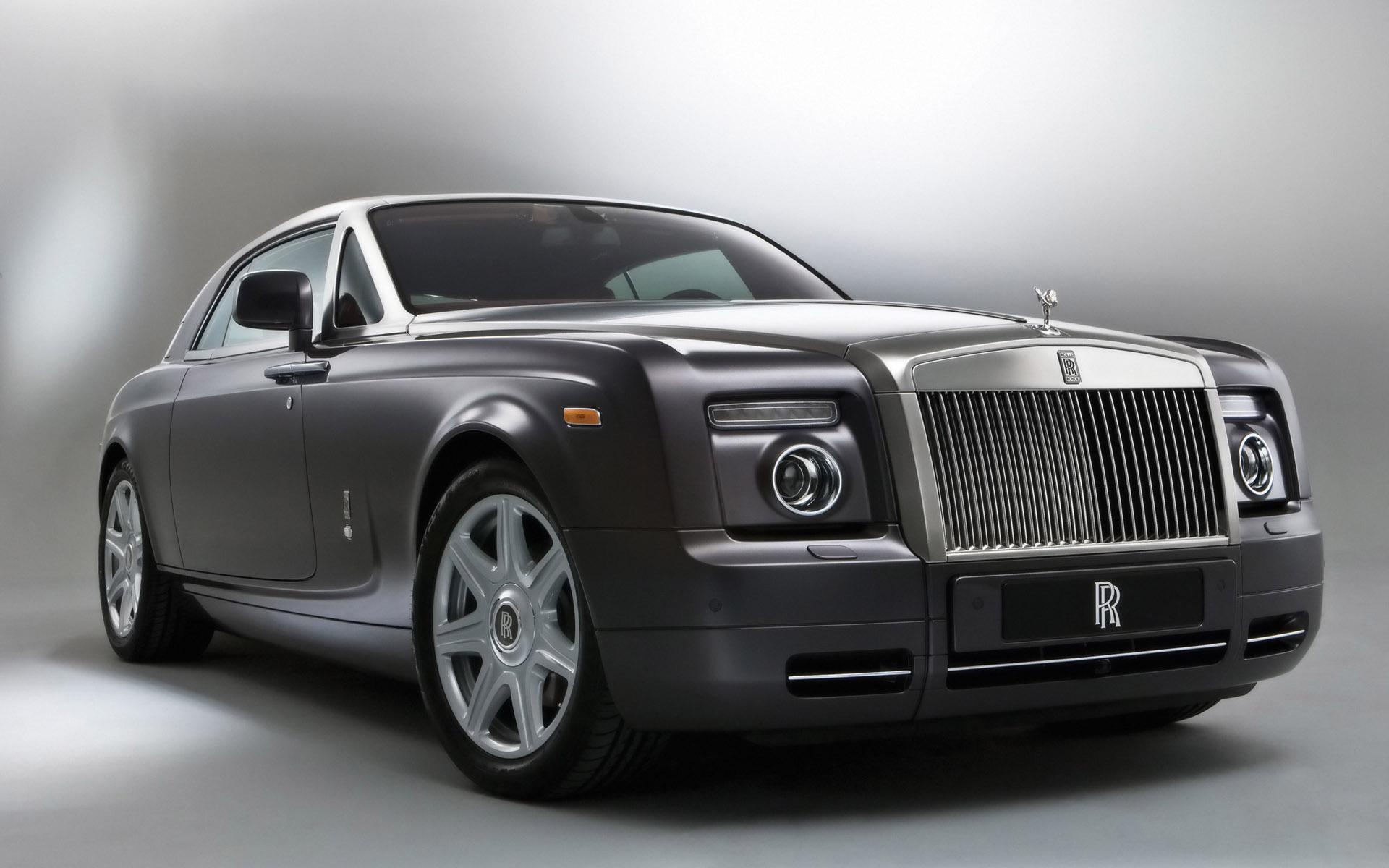 HD Wallpapers Rolls Royce