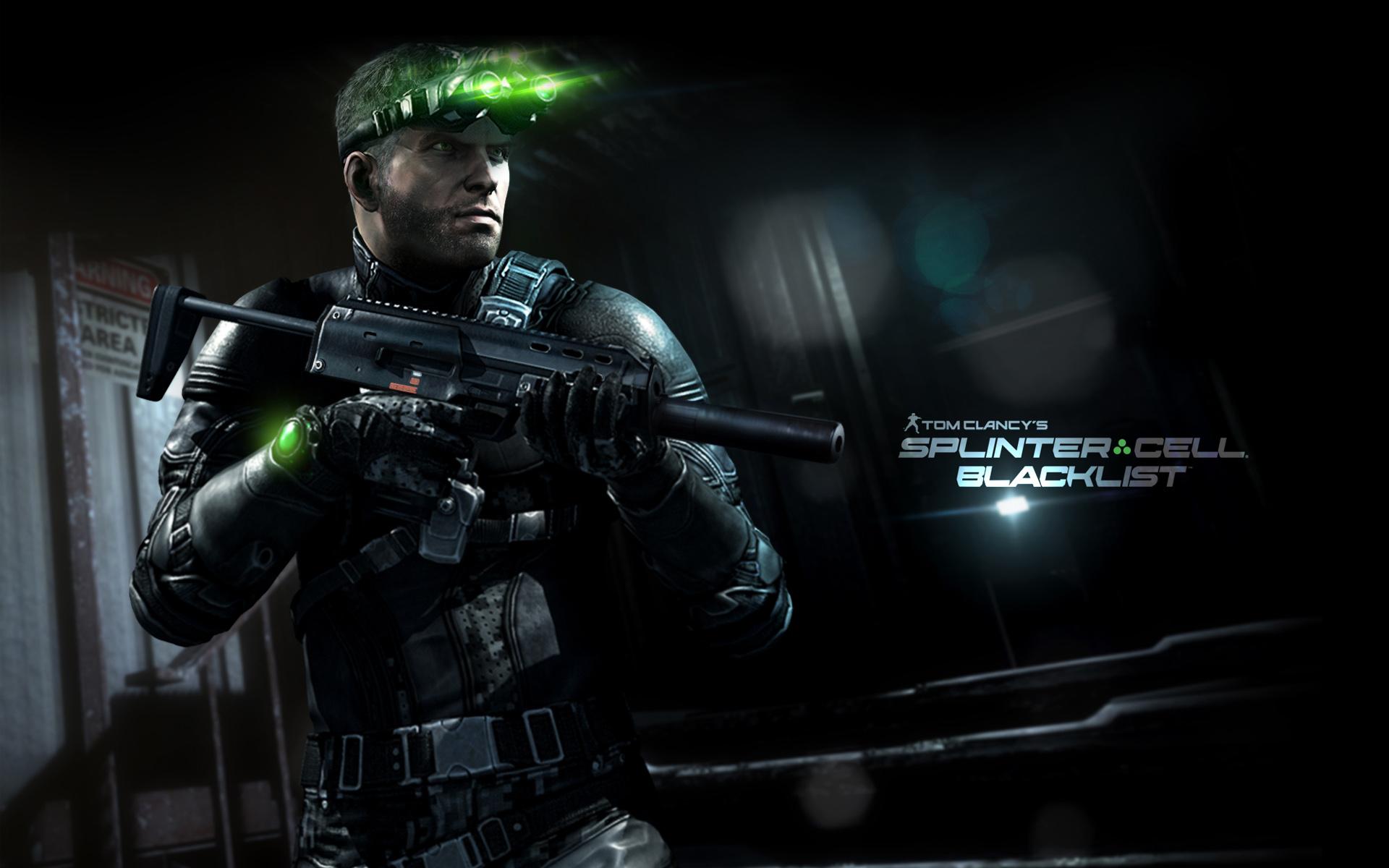 HD Wallpapers Splinter Cell Blacklist