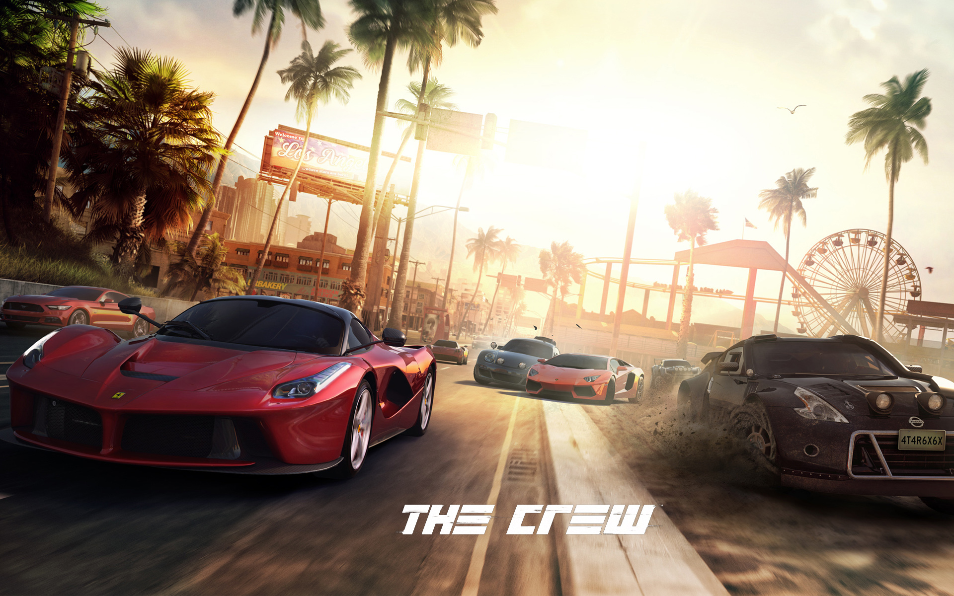 HD Wallpapers The Crew
