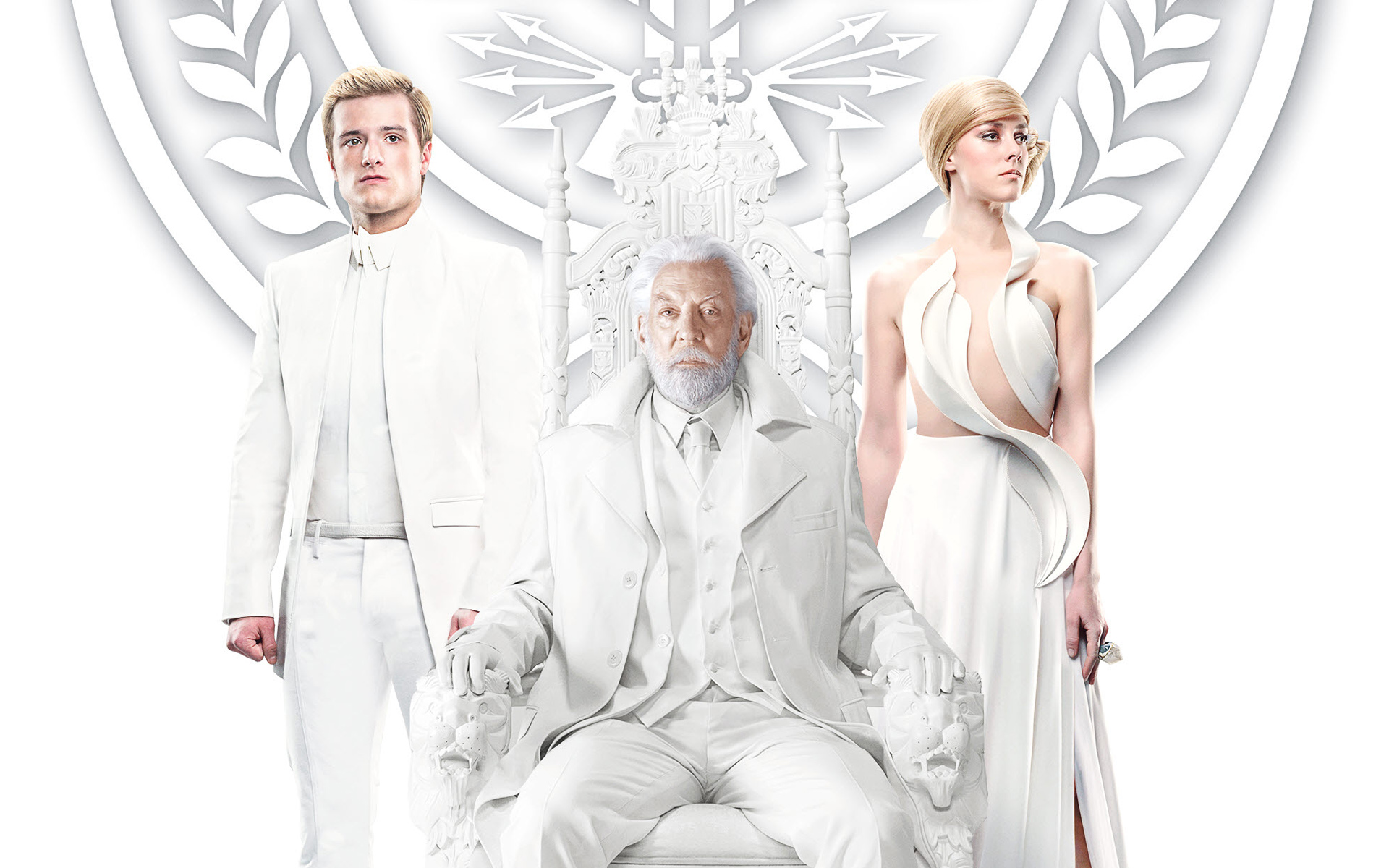 HD Wallpapers The Hunger Games Mockingjay Part 1 2014