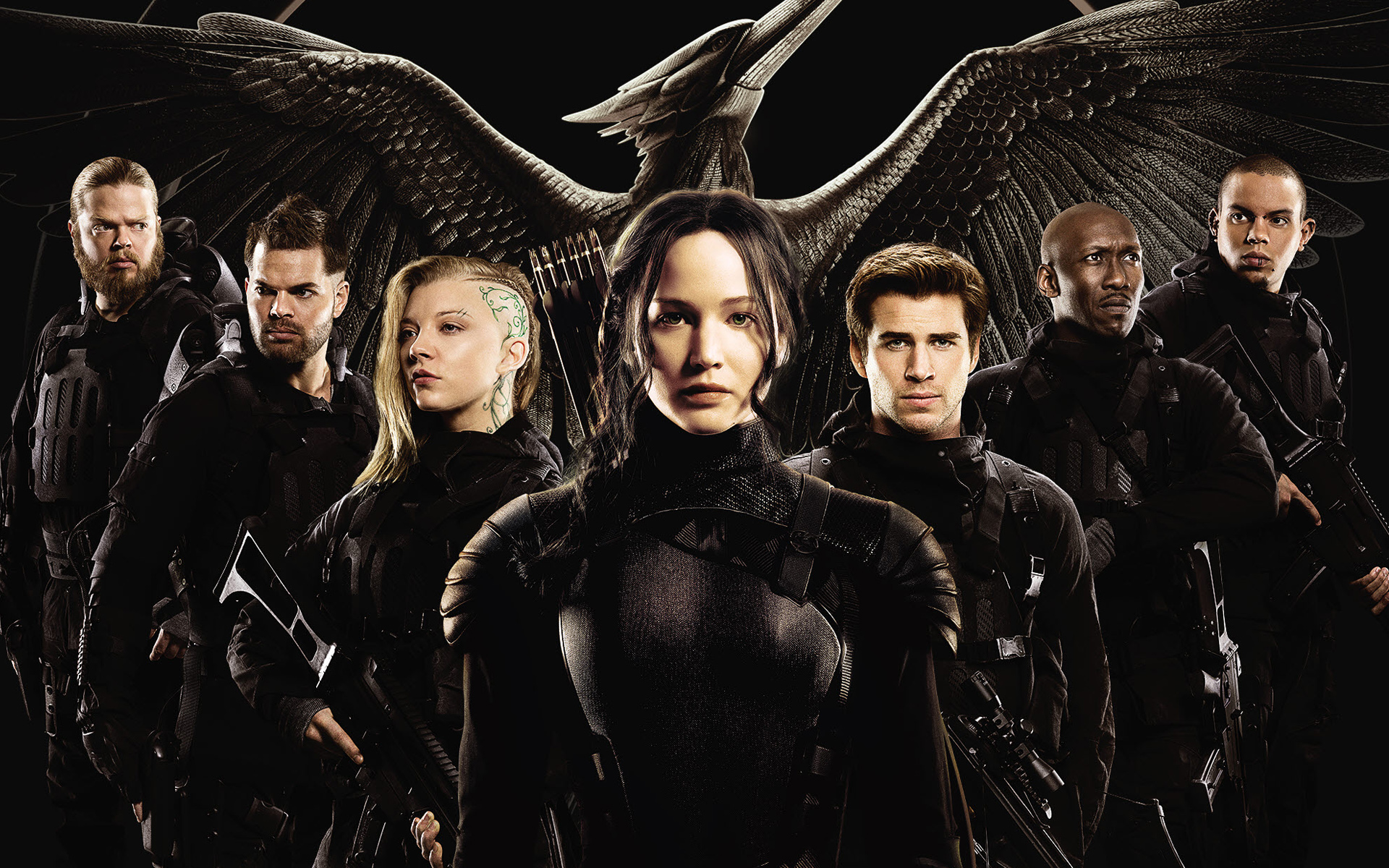 HD Wallpapers The Hunger Games Mockingjay Part 1 Movie