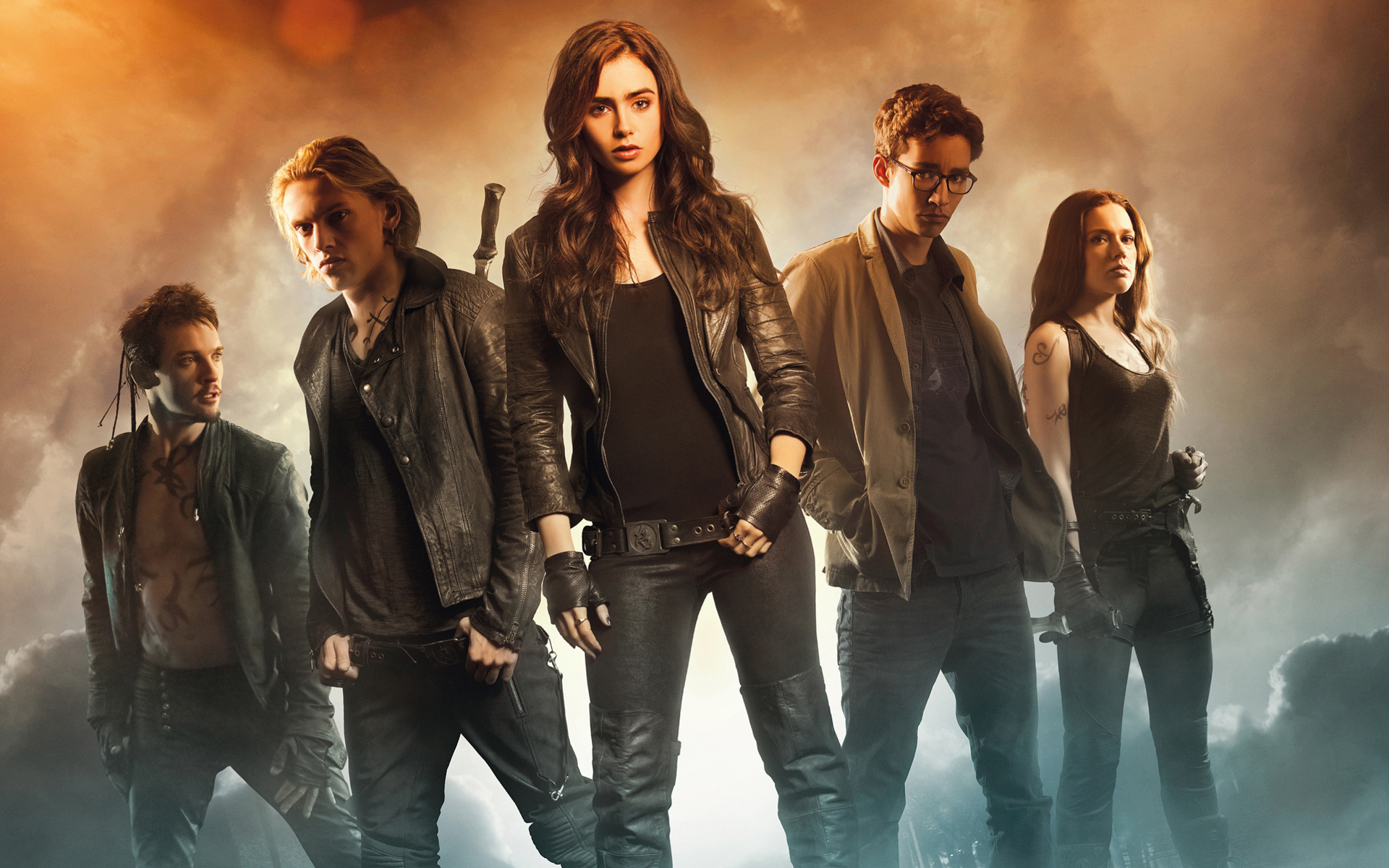 HD Wallpapers The Mortal Instruments City of Bones Movie