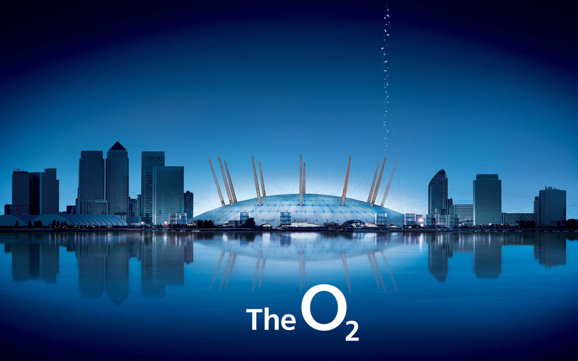 HD Wallpapers The O2 Arena