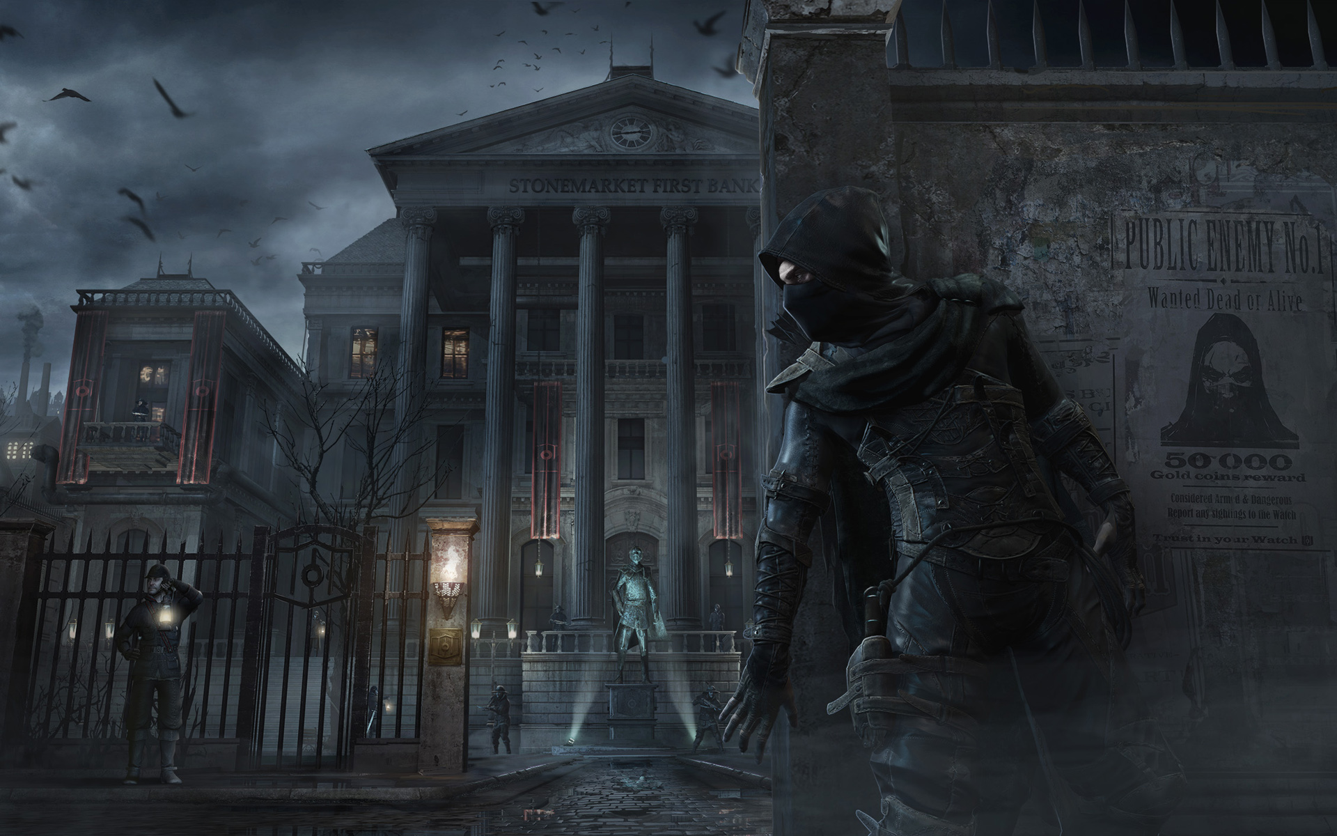 HD Wallpapers Thief Bank Heist Mission