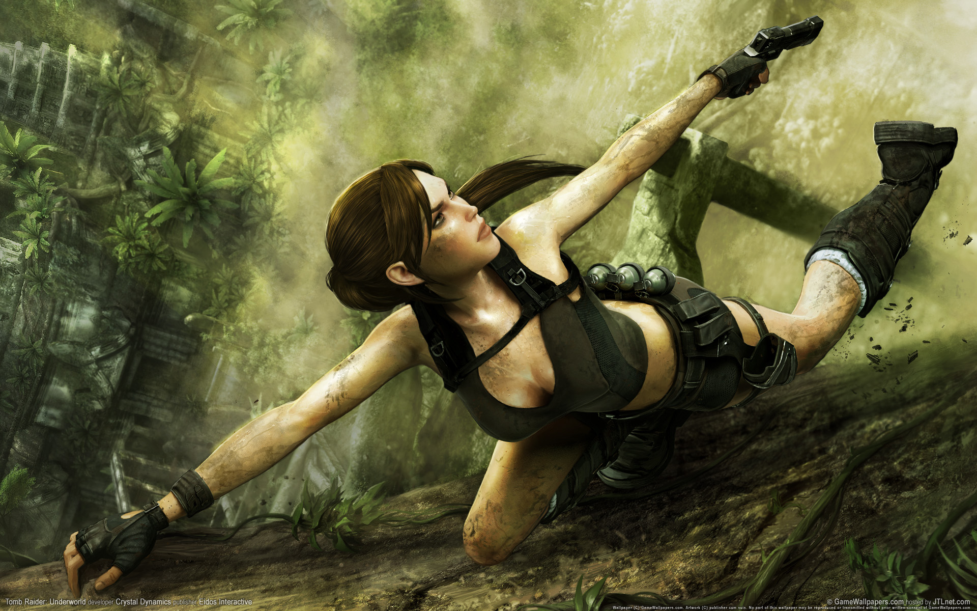 HD Wallpapers Tomb Raider High Quality