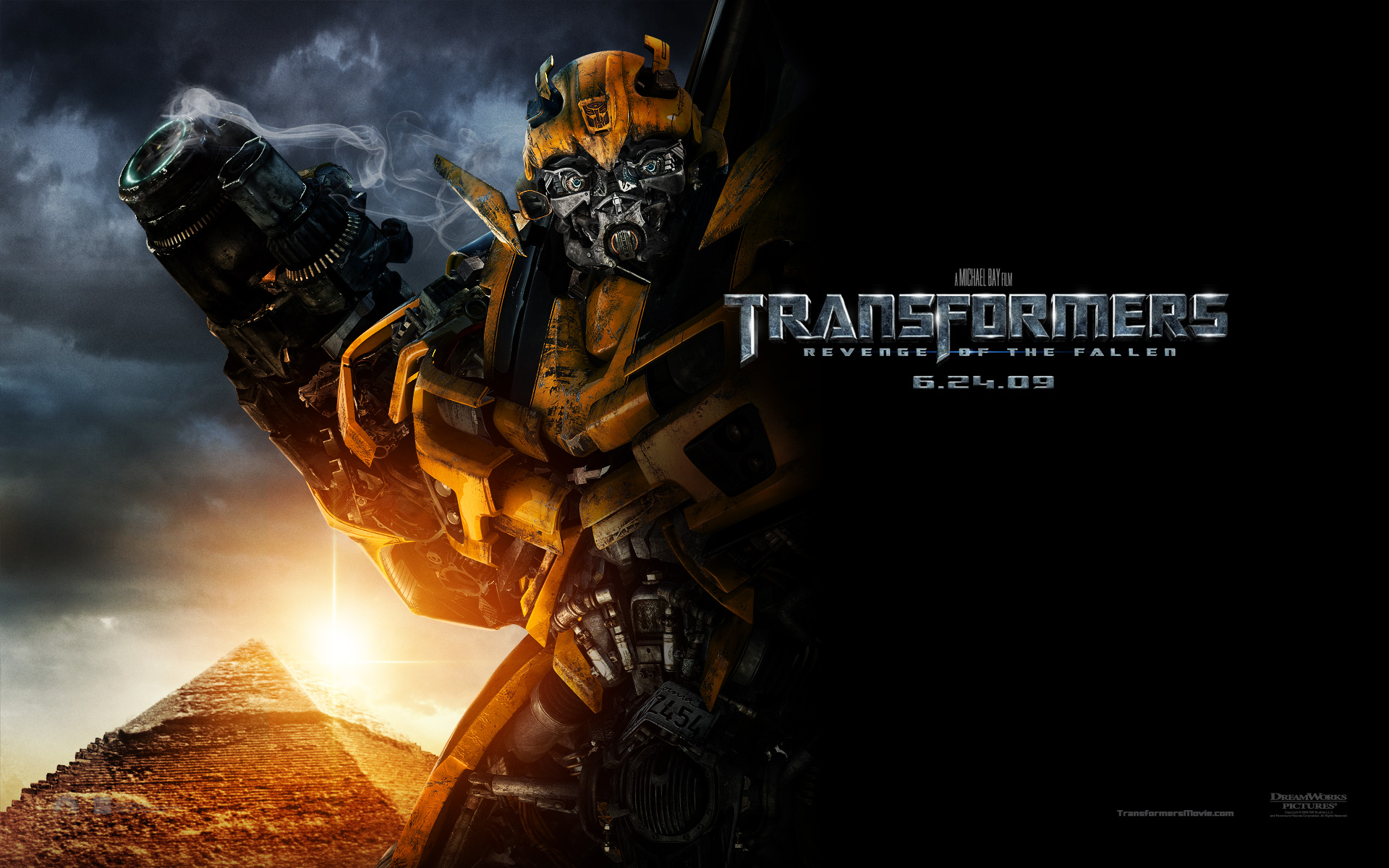 HD Wallpapers Transformers 2 HD
