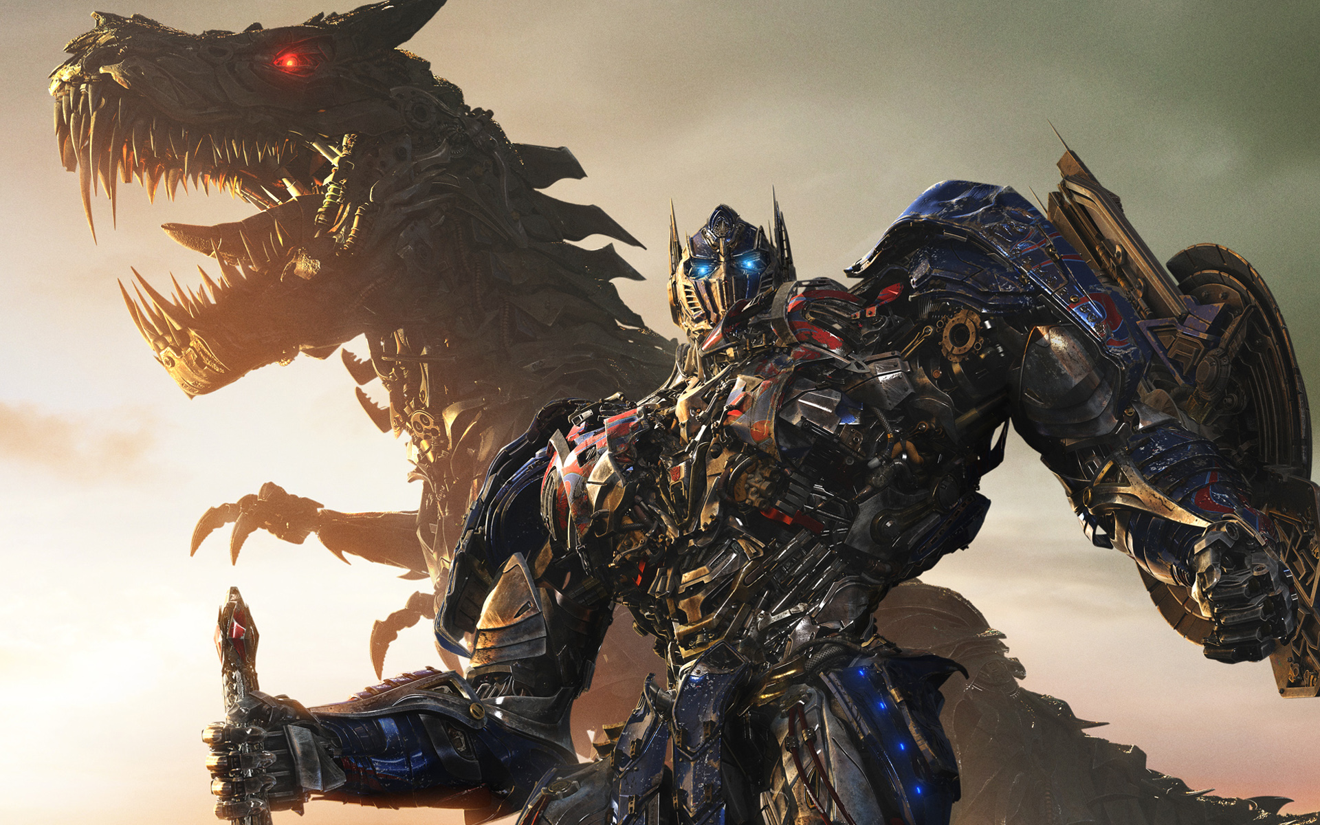HD Wallpapers Transformers Age of Extinction IMAX Poster