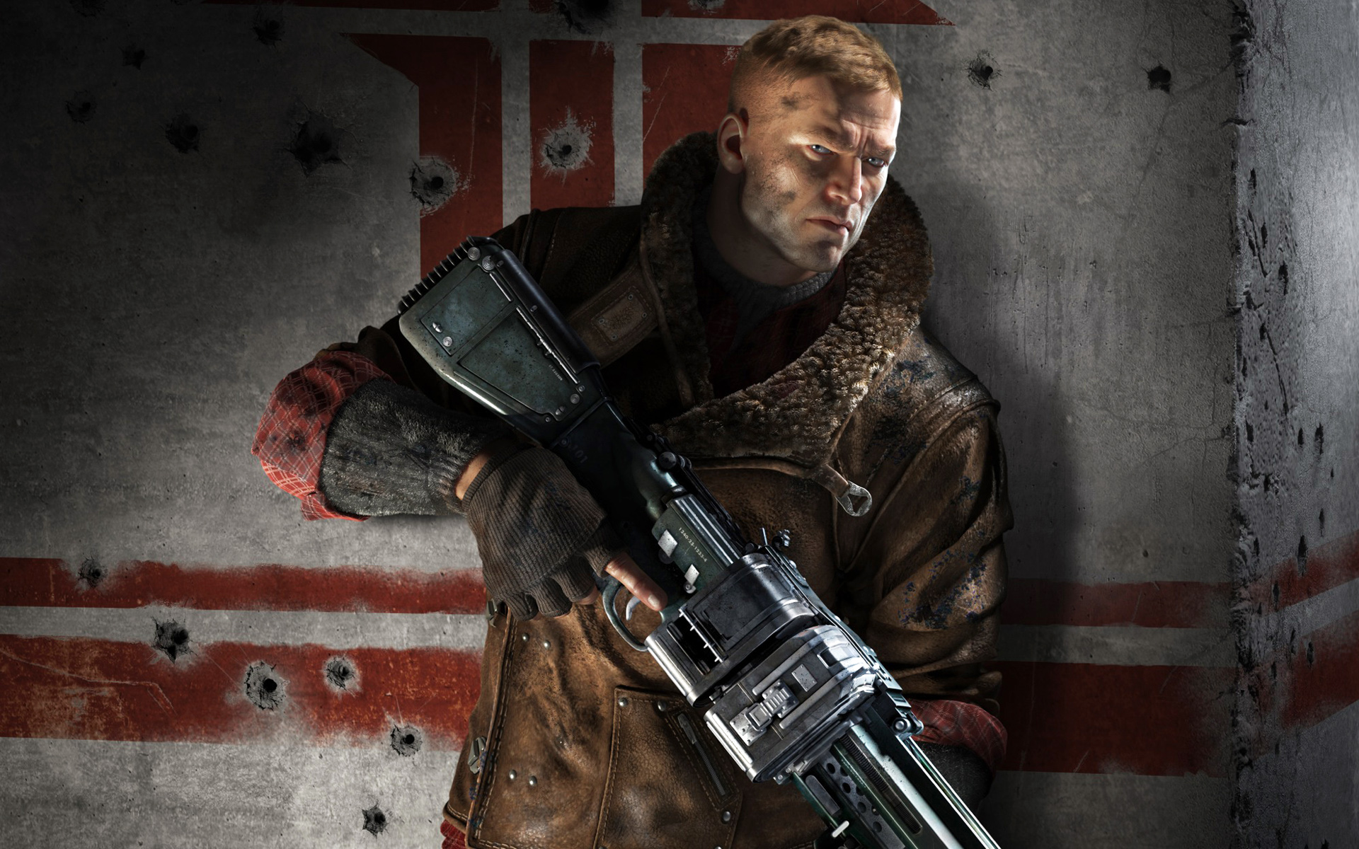 HD Wallpapers Wolfenstein The New Order Game
