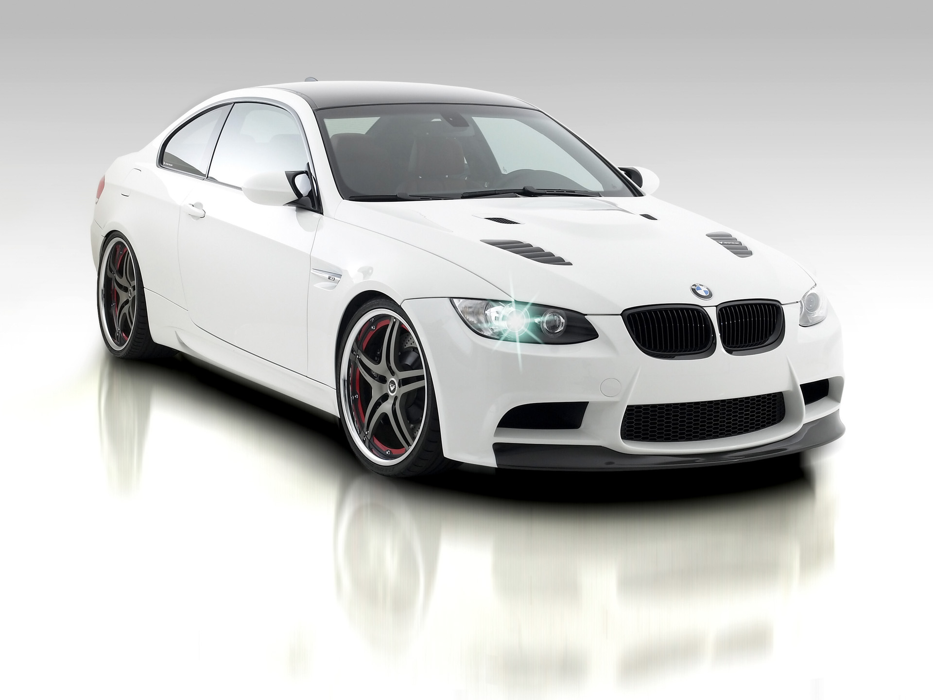 HD Wallpapers 2009 BMW M3