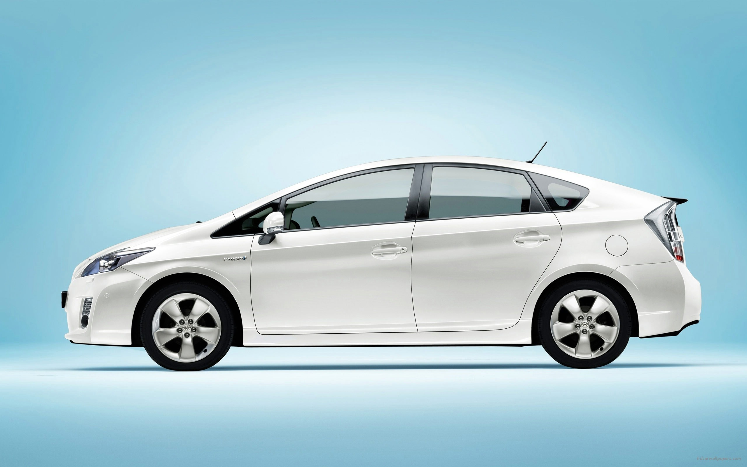 HD Wallpapers 2010 Toyota Prius