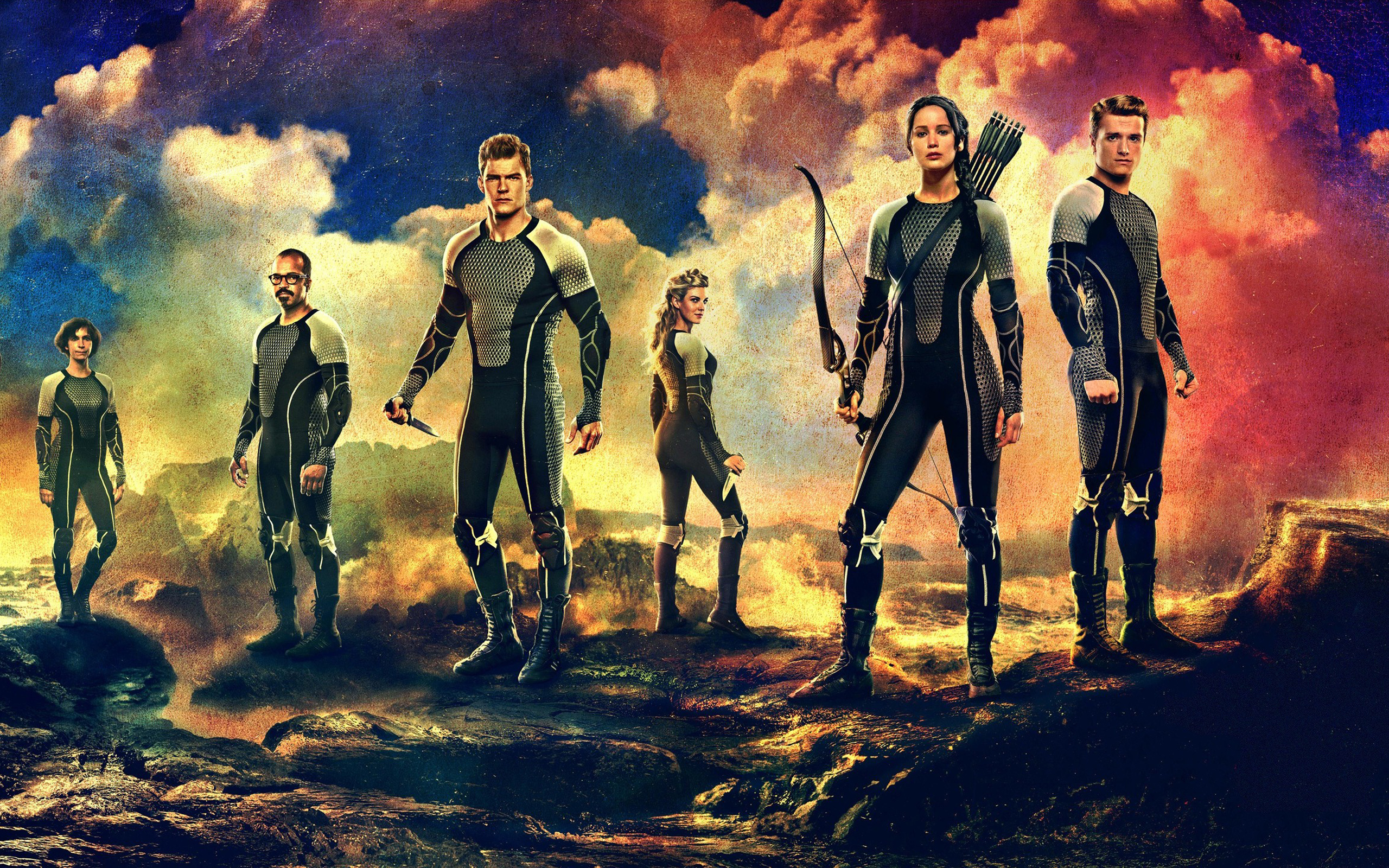 HD Wallpapers 2013 The Hunger Games Catching Fire