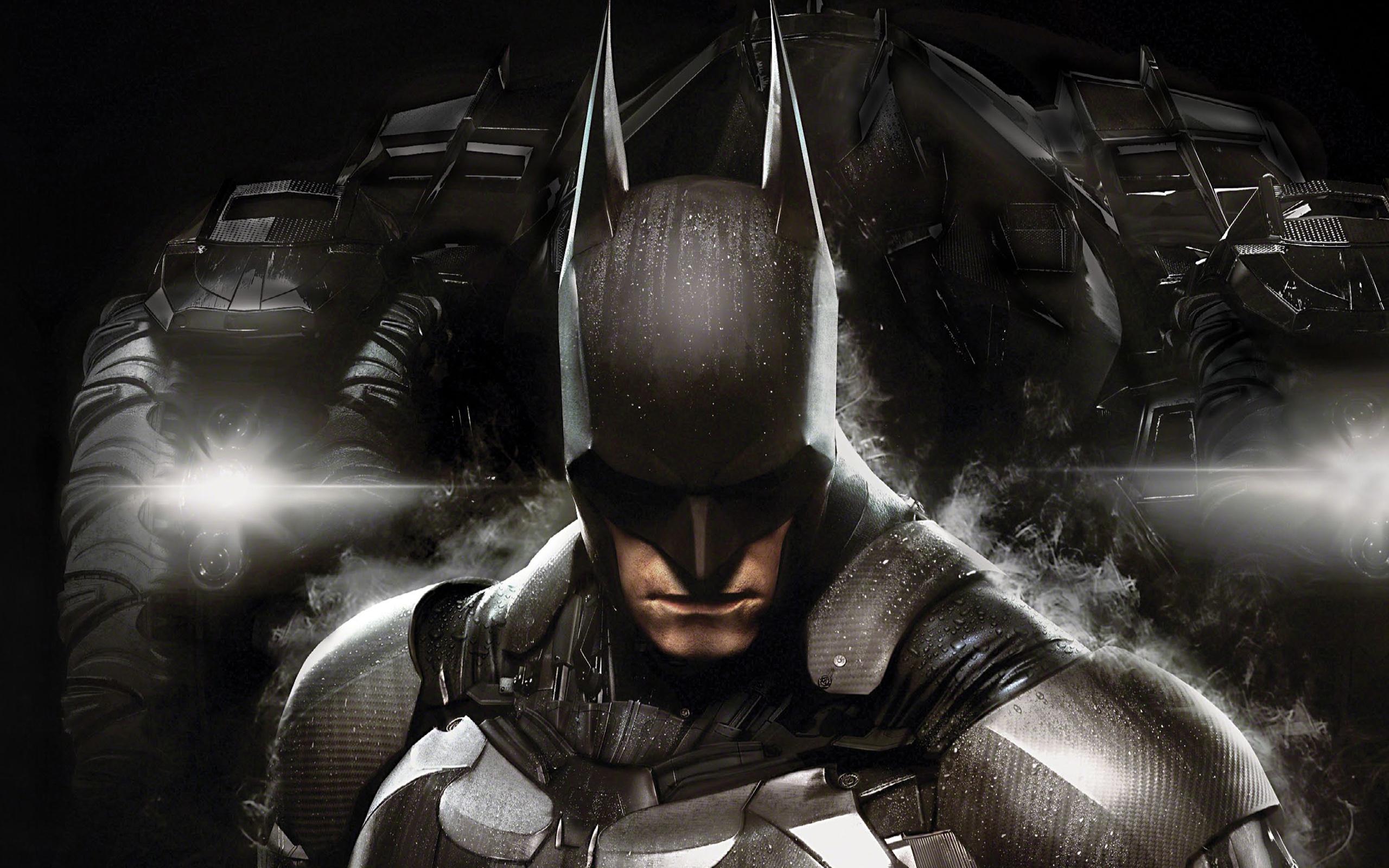 HD Wallpapers 2014 Batman Arkham Knight