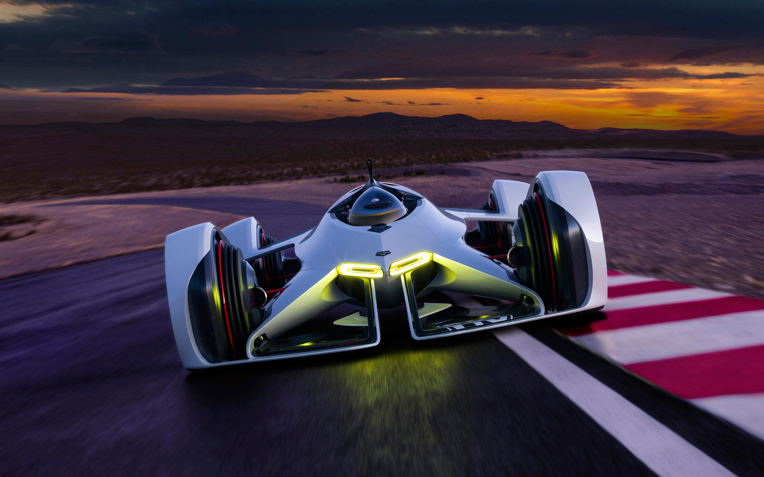 HD Wallpapers 2014 Chevrolet Chaparral 2X Vision Gran Turismo Concept