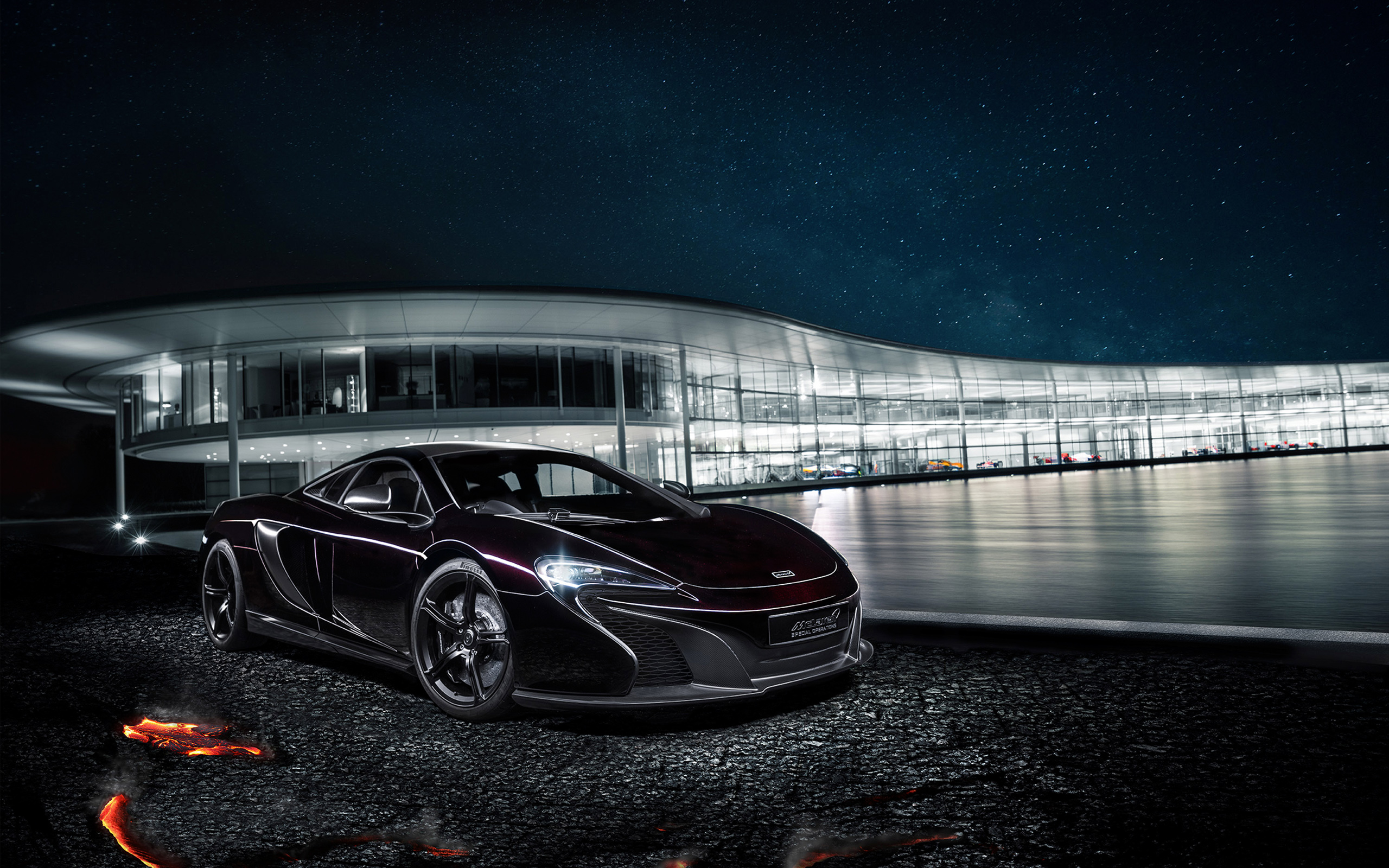 HD Wallpapers 2014 McLaren MSO 650S Coupe Concept