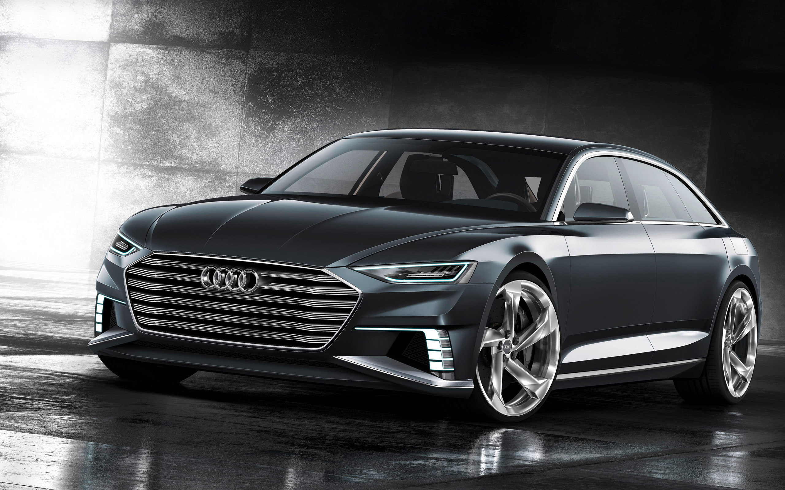 HD Wallpapers 2015 Audi Prologue Avant Concept
