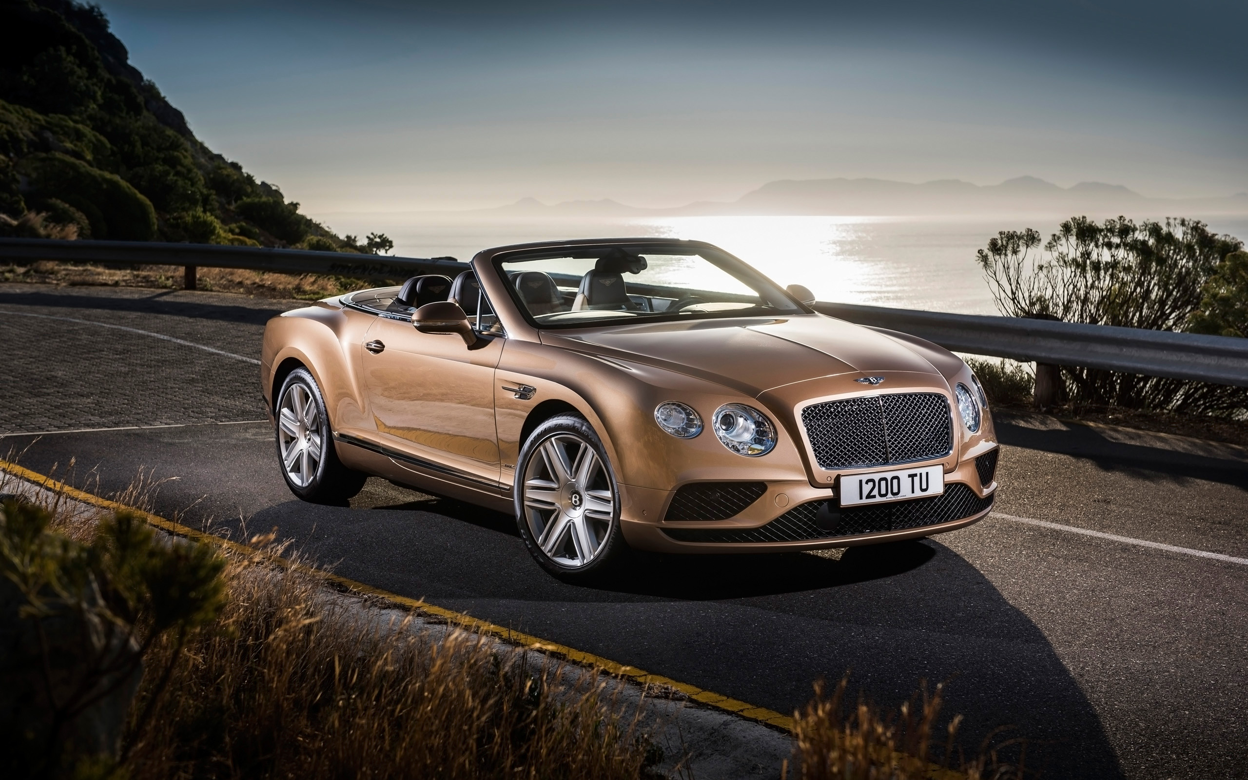 HD Wallpapers 2015 Bentley Continental GT Convertible